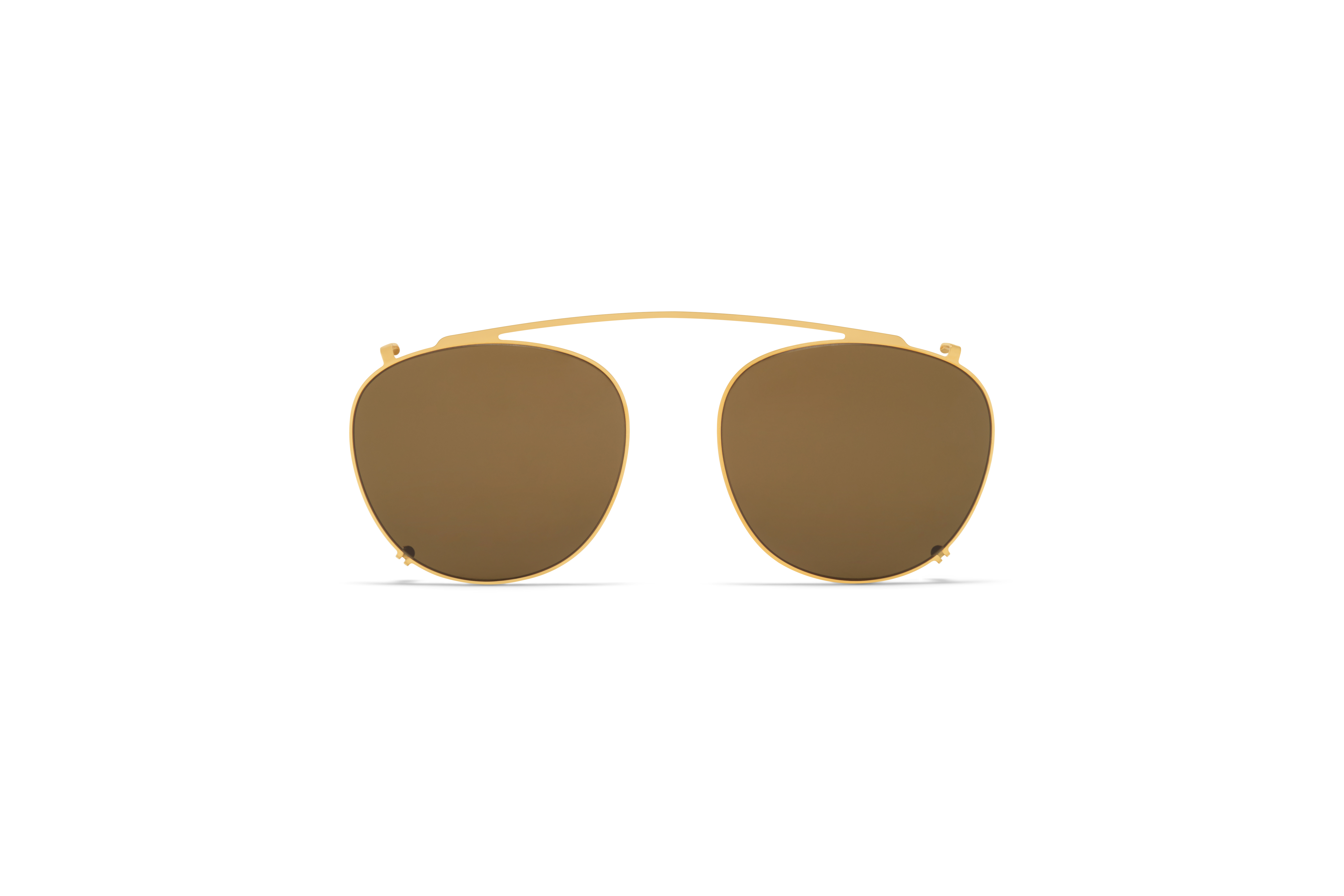 MYKITA Lite Shade Nukka Glossy Gold Raw Brown Soli5dcaaae35be58