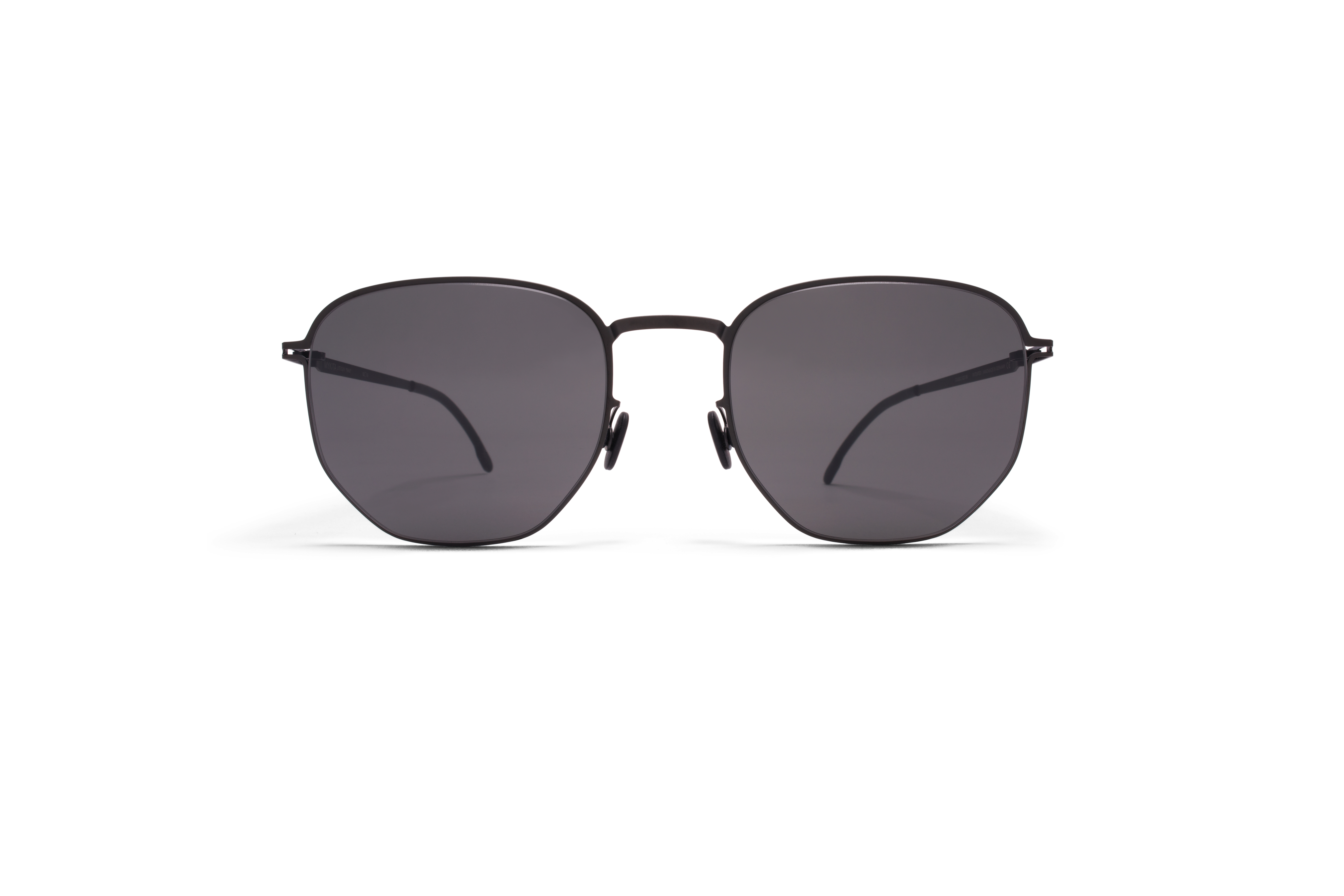 MYKITA Lite Sun Rani Black Darkbrown Solid