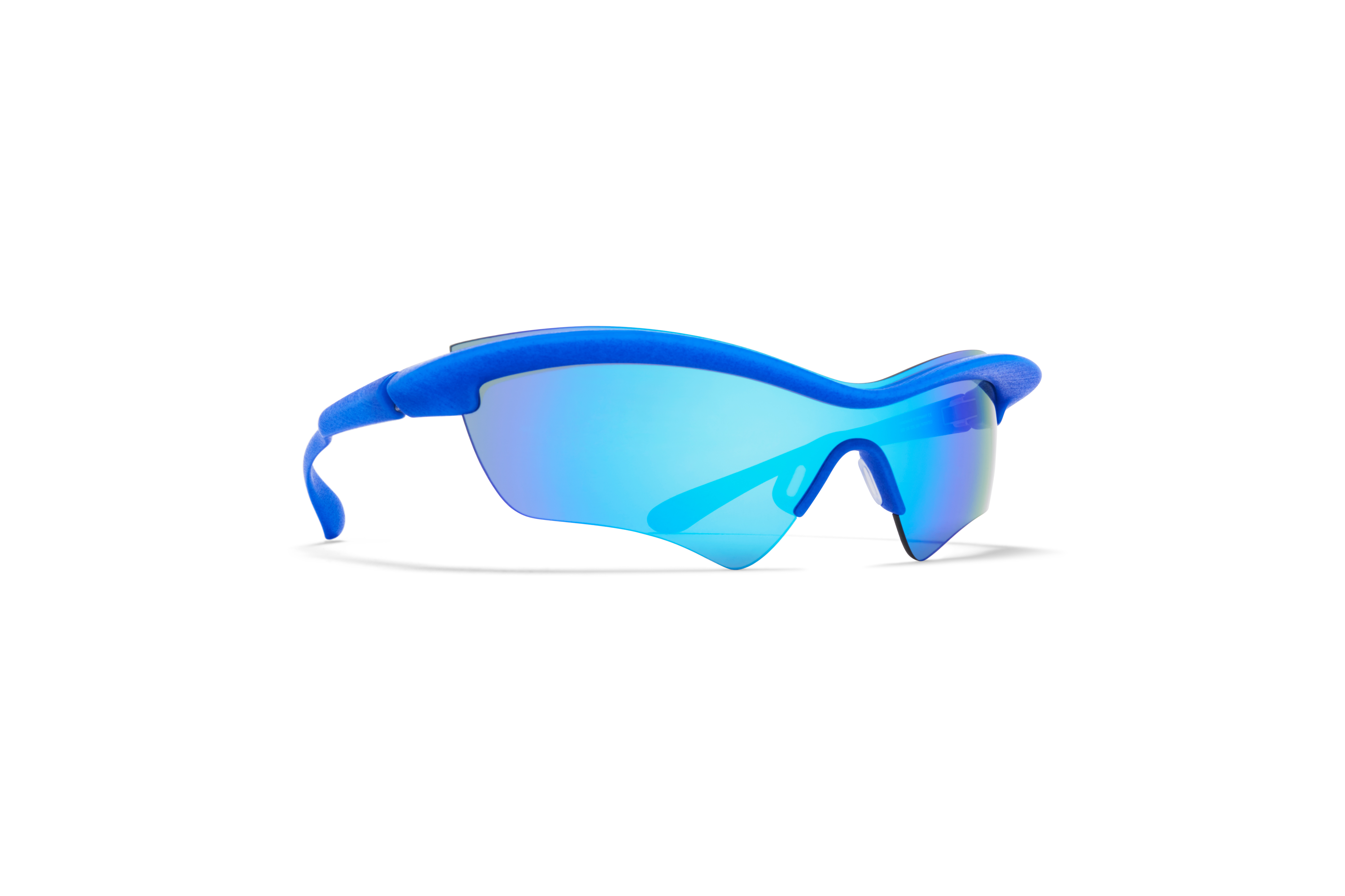 MYKITA Mm Mmecho005 Md30 International Blue Turquoise Flash