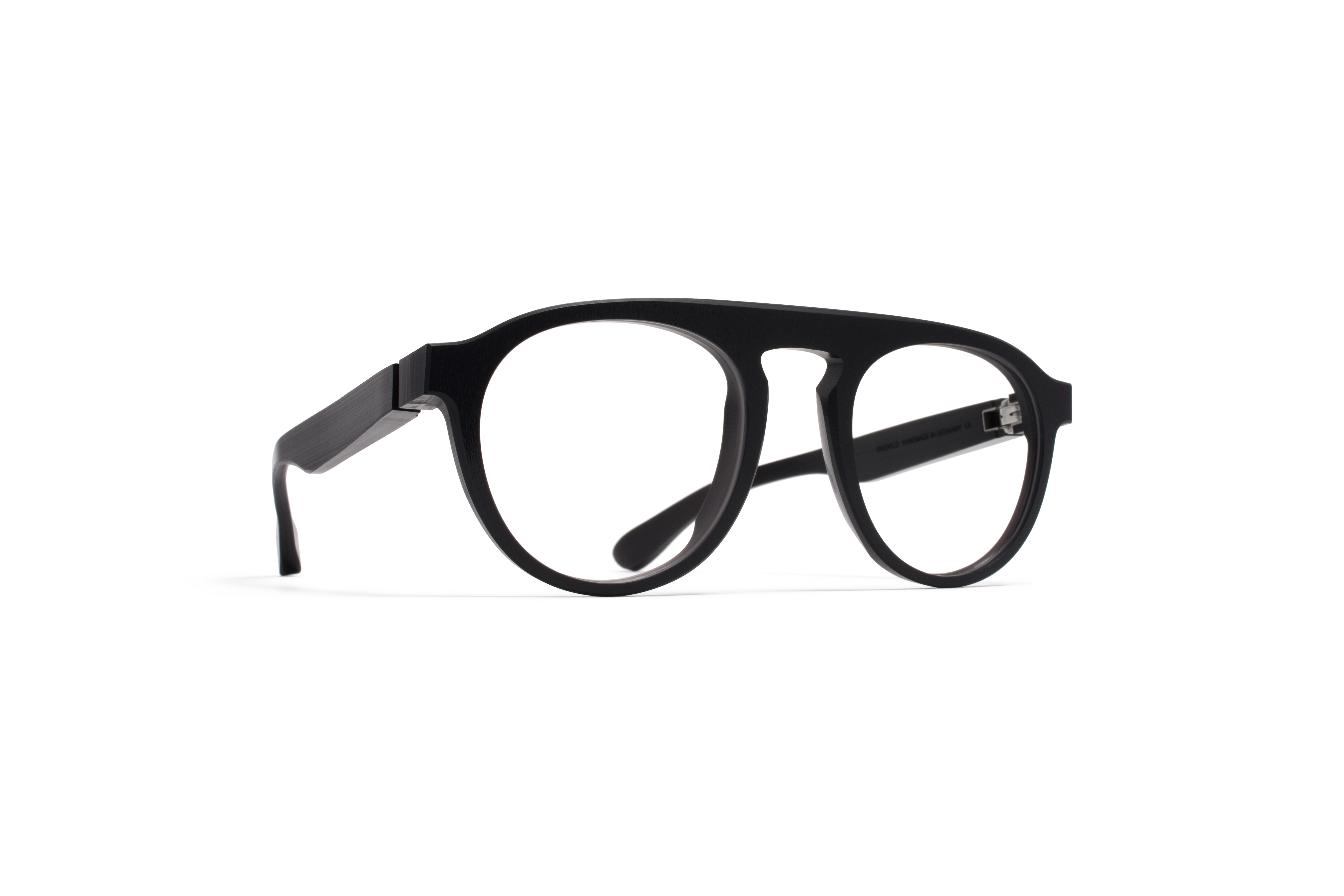 MYKITA Mm Rx Mmraw001 Raw Black Clear