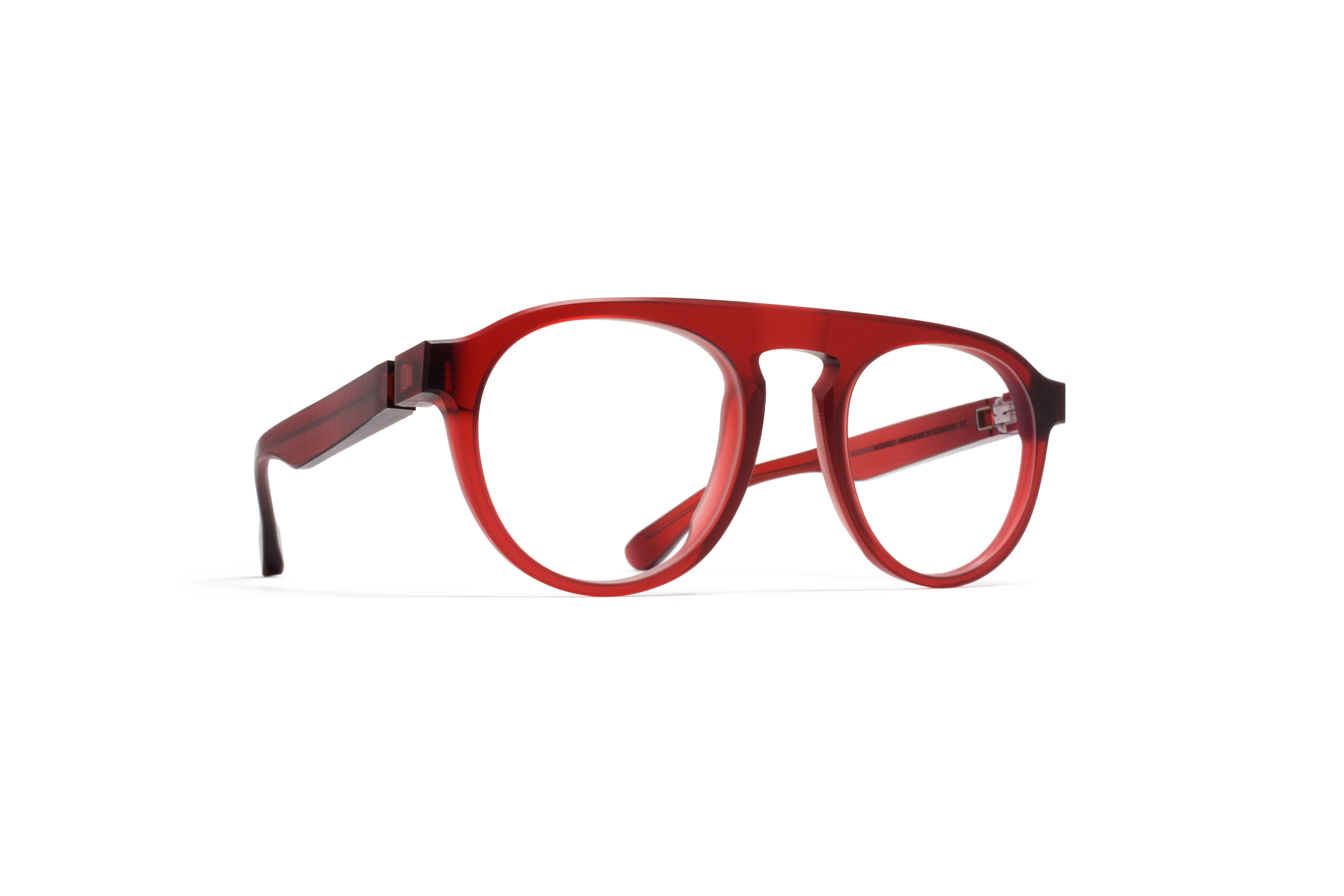 MYKITA Mm Rx Mmraw001 Raw Ruby Clear