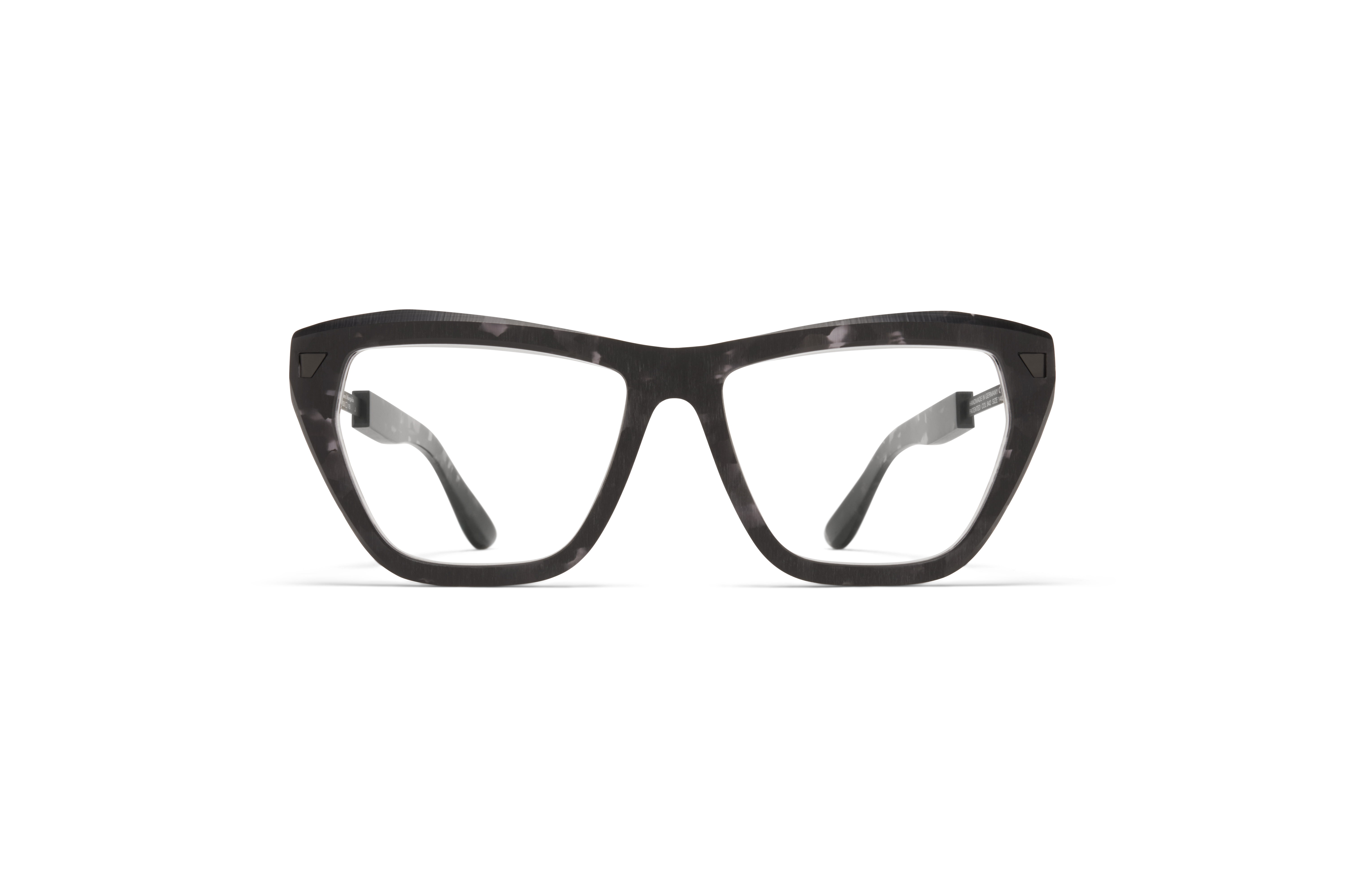 MYKITA Mm Rx Mmraw010 Raw Black Havana Black Clear