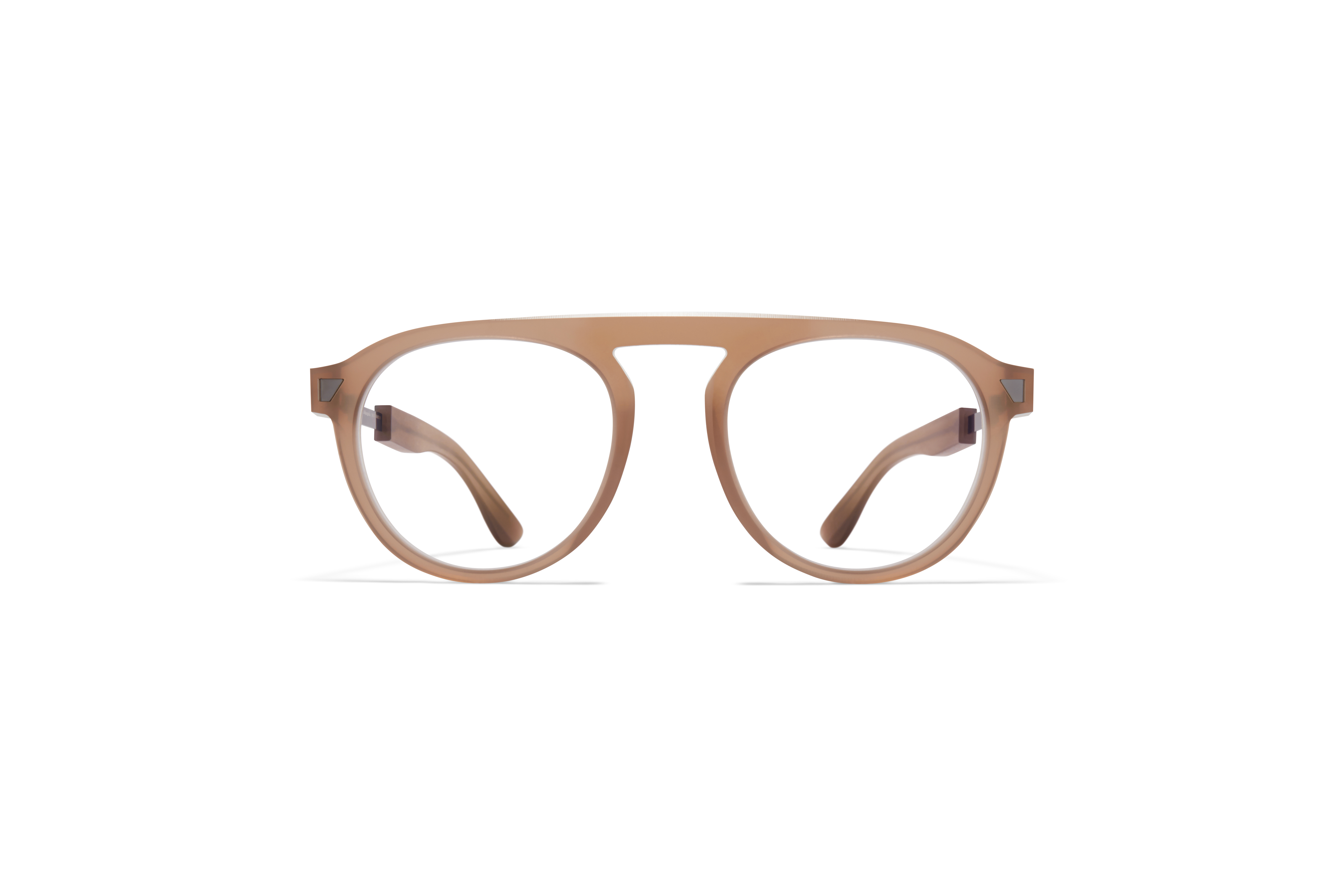 MYKITA Mm Rx Mmraw016 Raw Taupe Shiny Graphite C5c6fec8064ba5