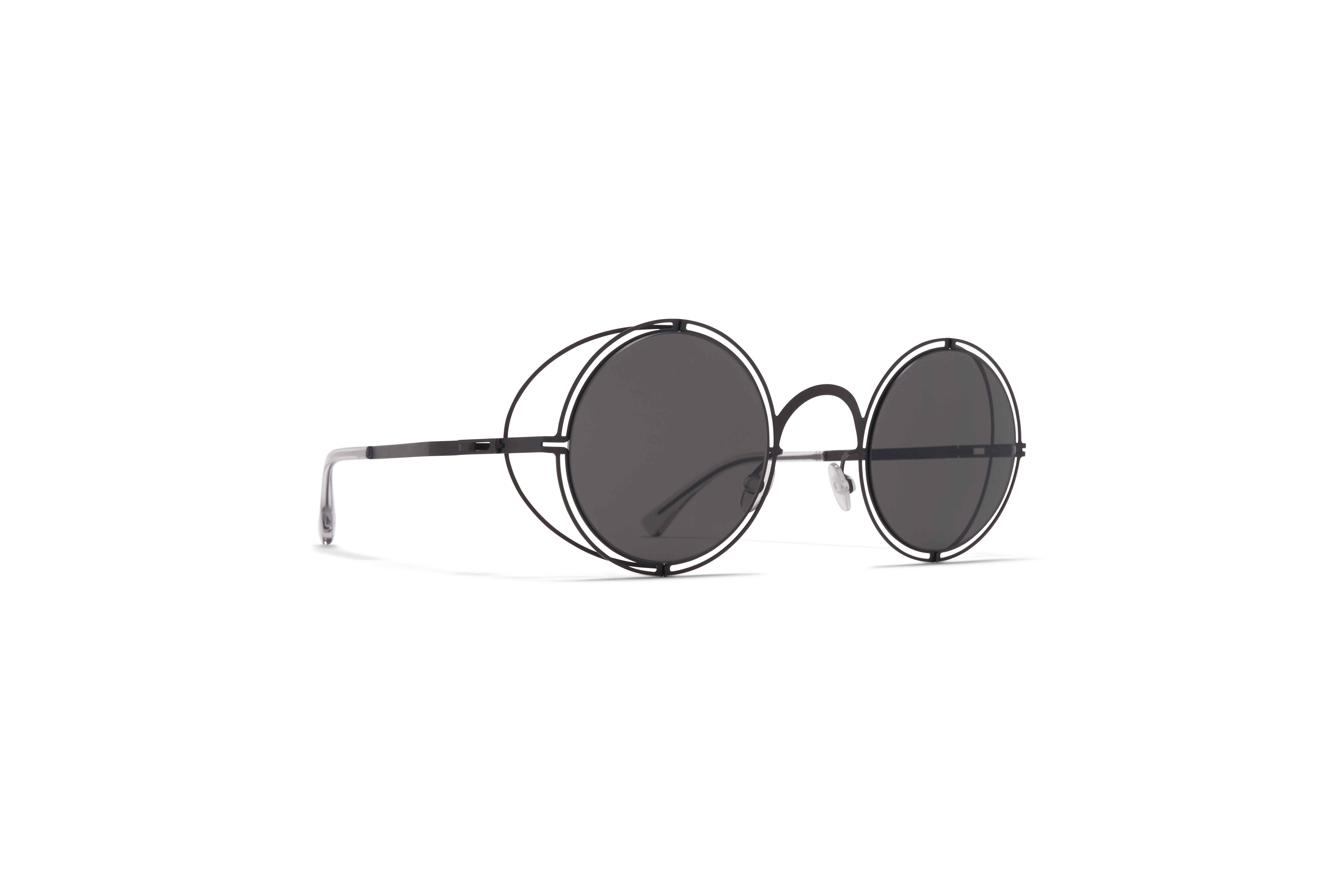 MYKITA Mm Sun Mmcraft001 Black Dark Grey Solid