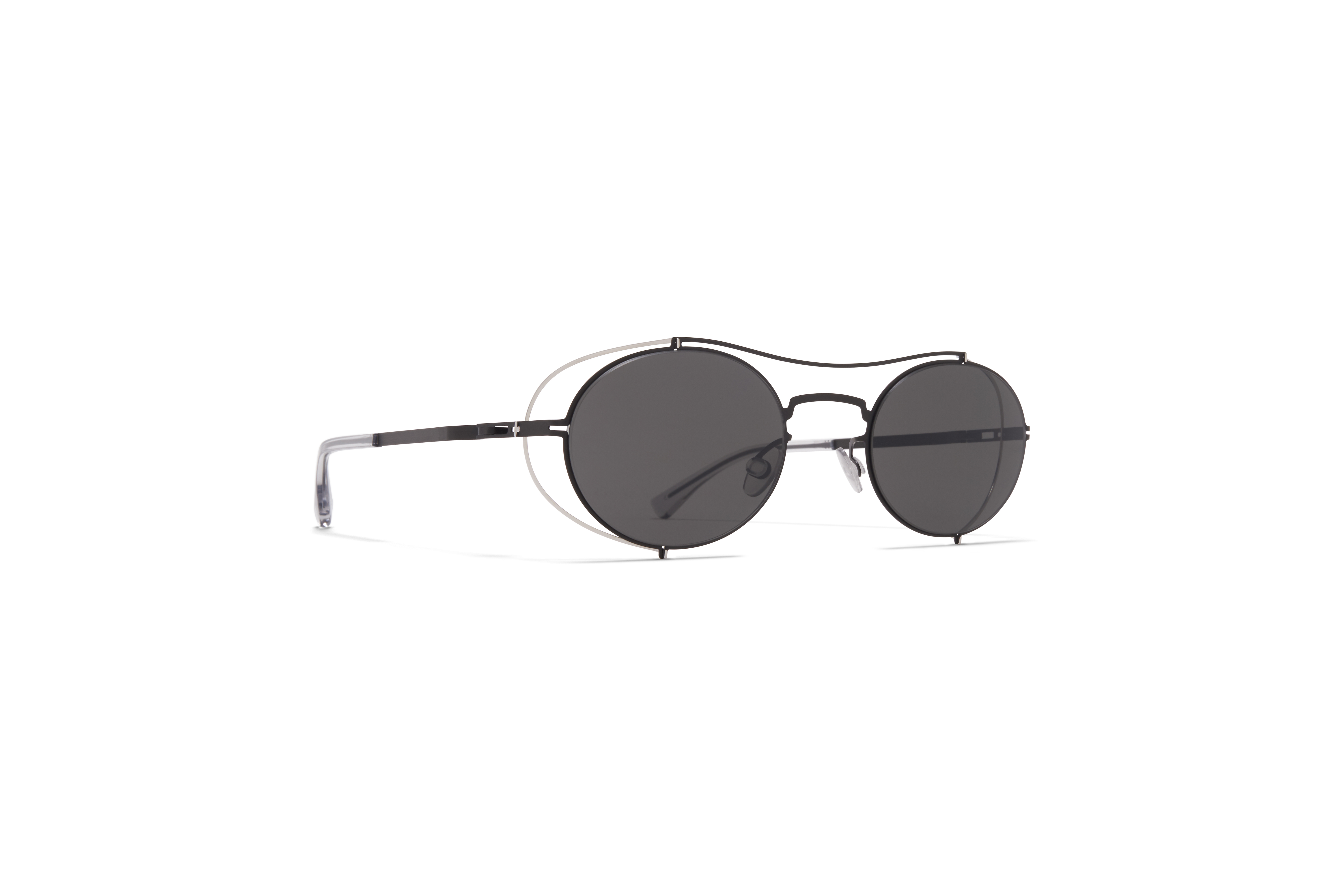 MYKITA Mm Sun Mmcraft002 Black Dark Grey Solid
