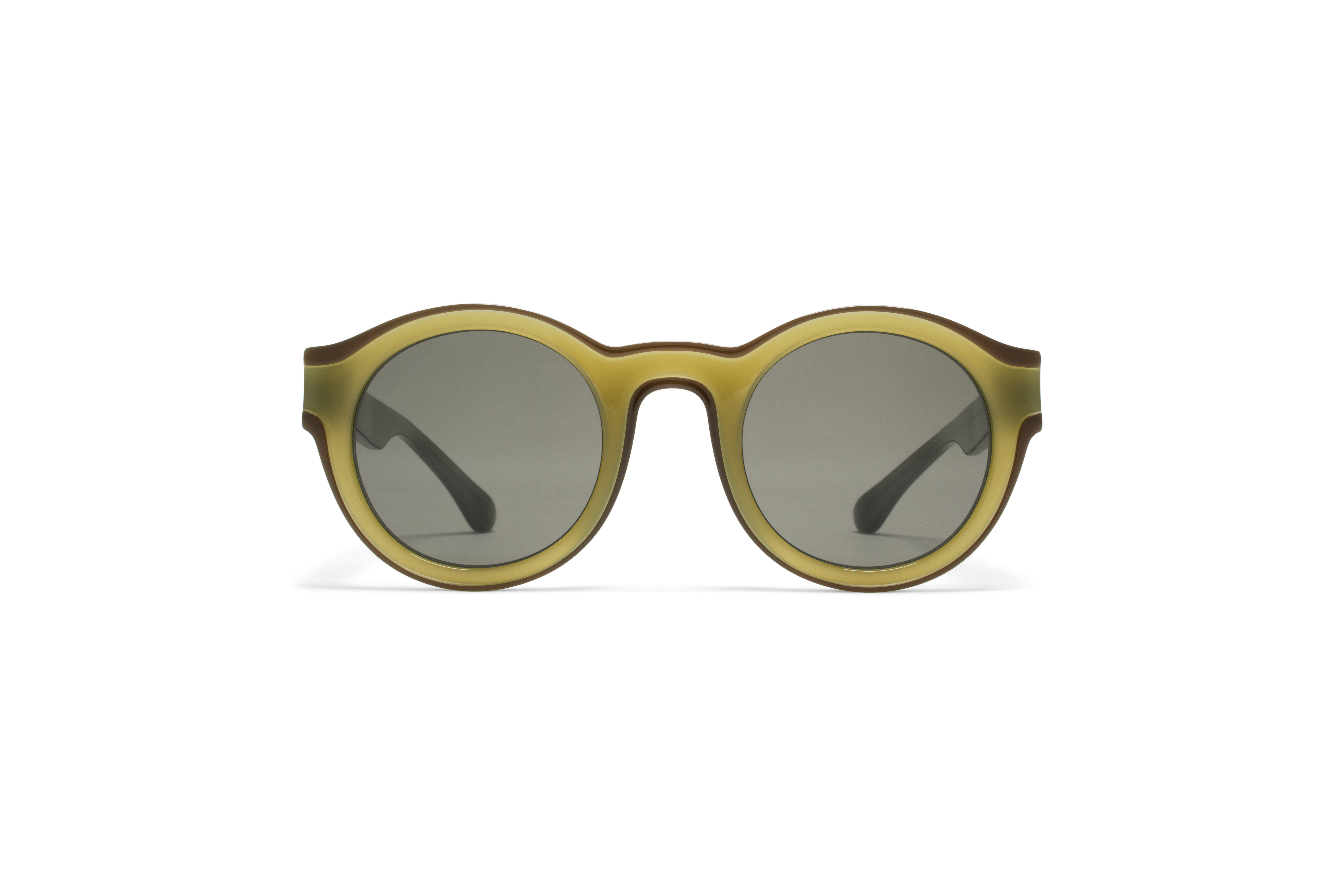 MYKITA Mm Sun Mmdual002 D9 Green Darkbrown Raw G562b877a8fa1e