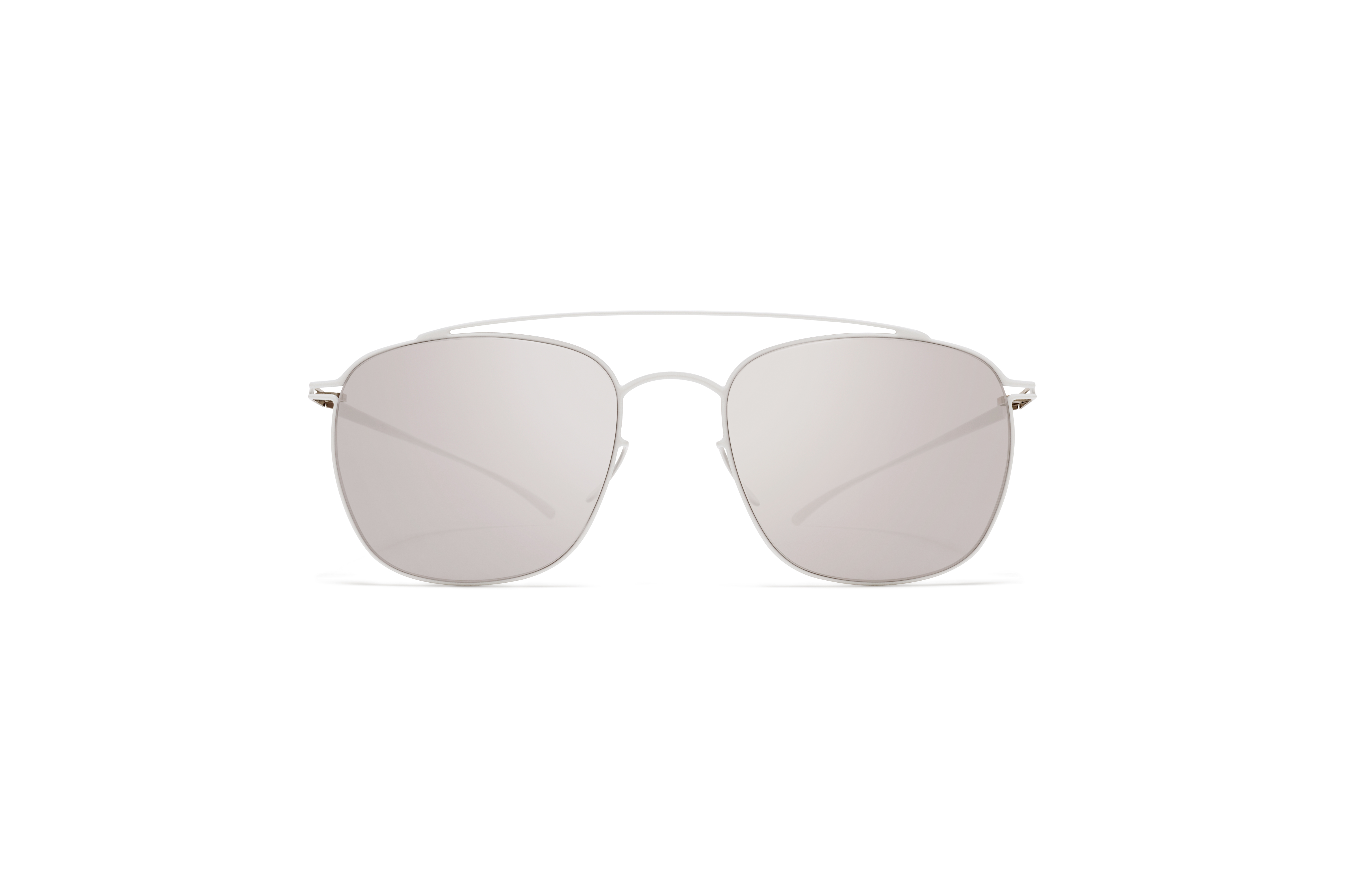 MYKITA Mm Sun Mmesse007 E13 White Warm Grey Flash