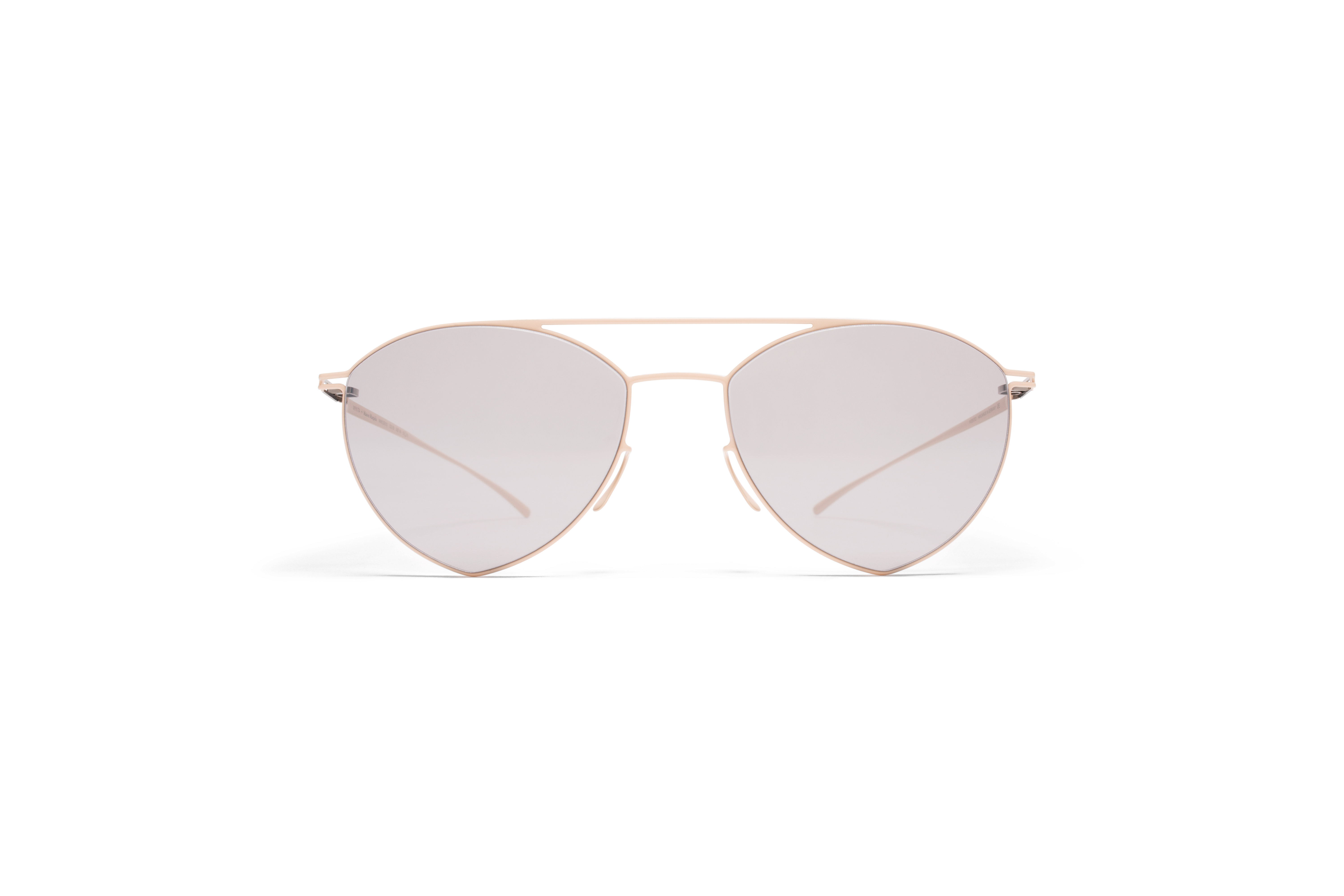 MYKITA Mm Sun Mmesse010 E9 Nude Warmgrey Flash