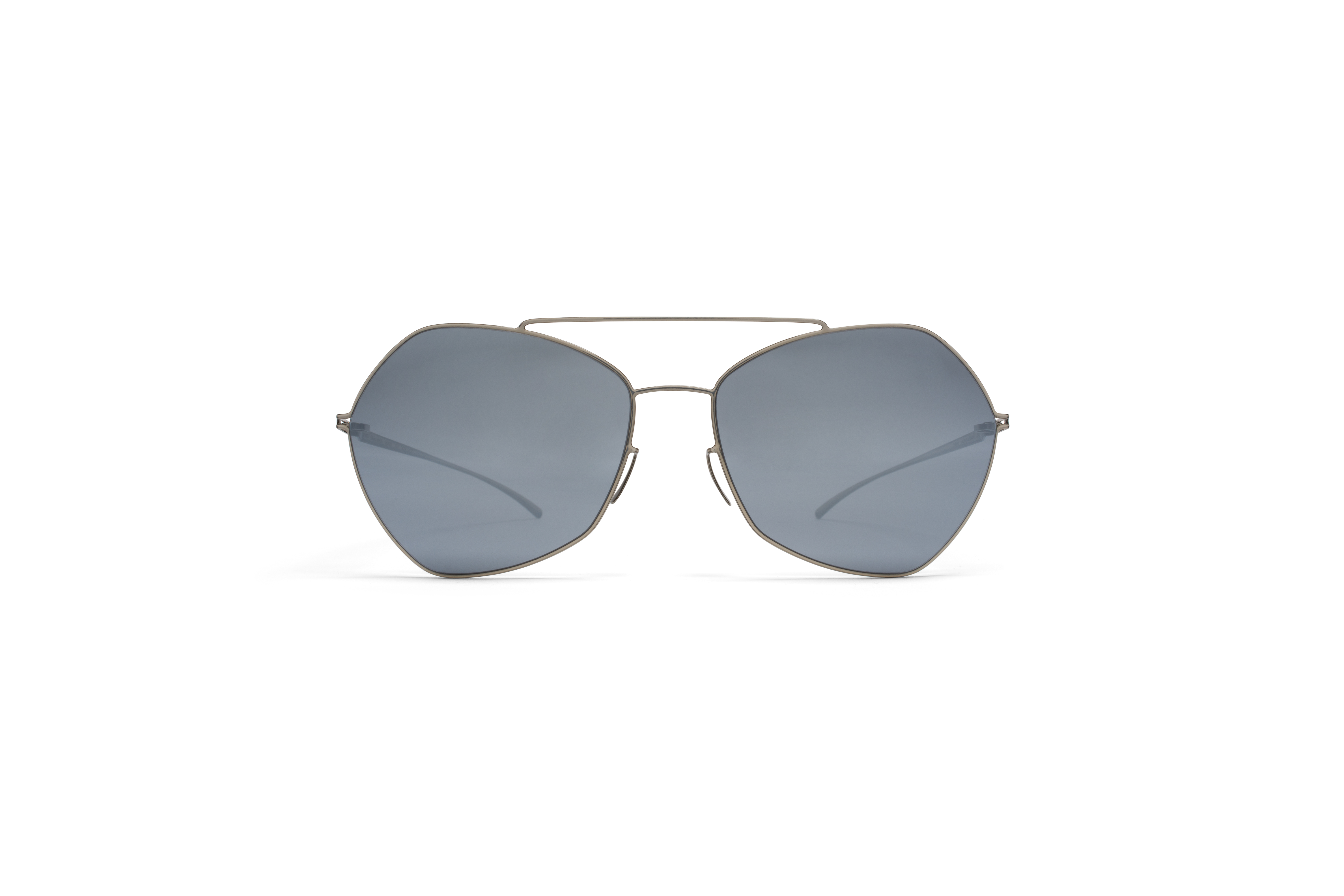 MYKITA Mm Sun Mmesse012 E1 Silver Silver Flash