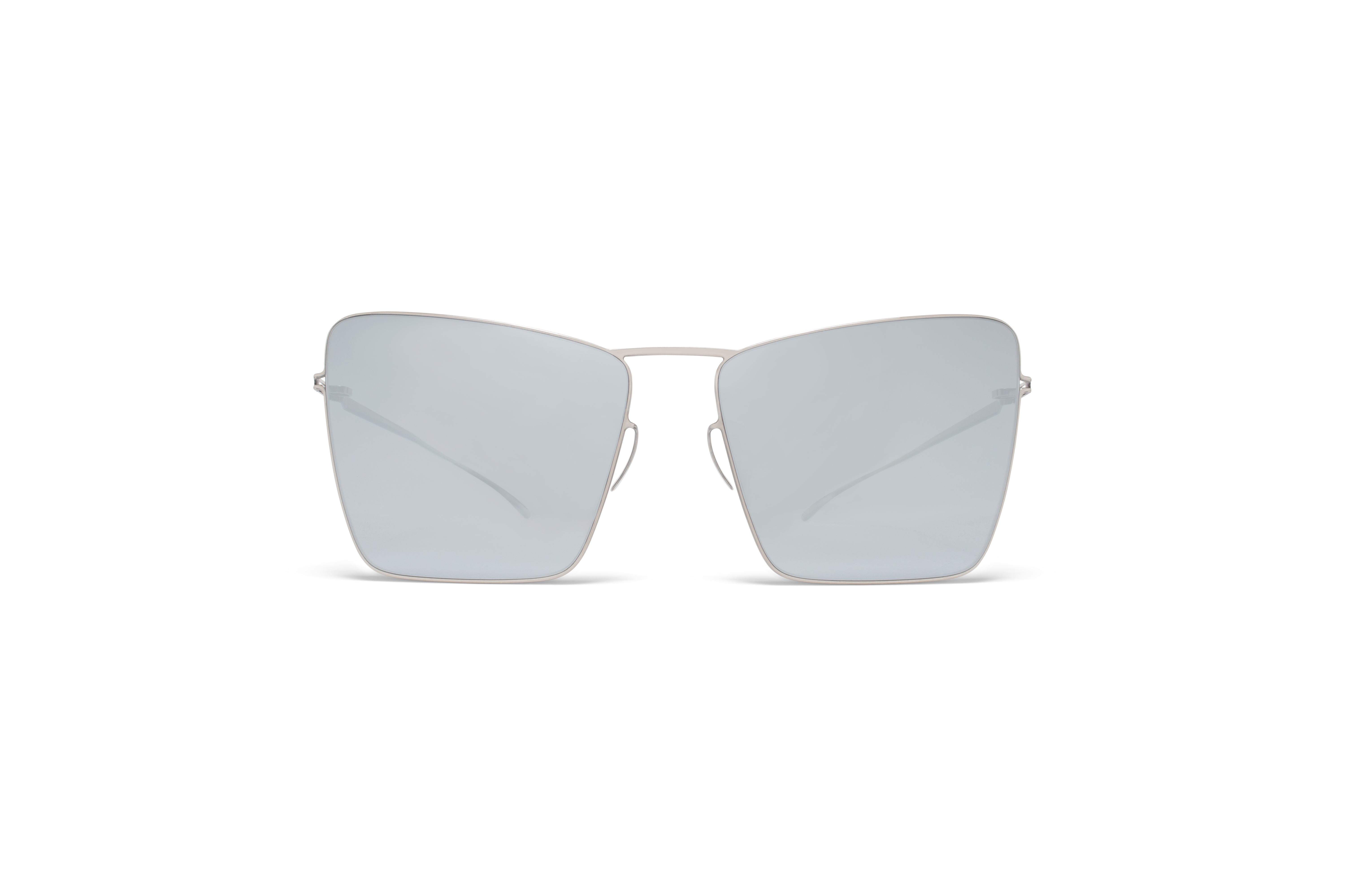 MYKITA Mm Sun Mmesse014 E1 Silver Silver Flash