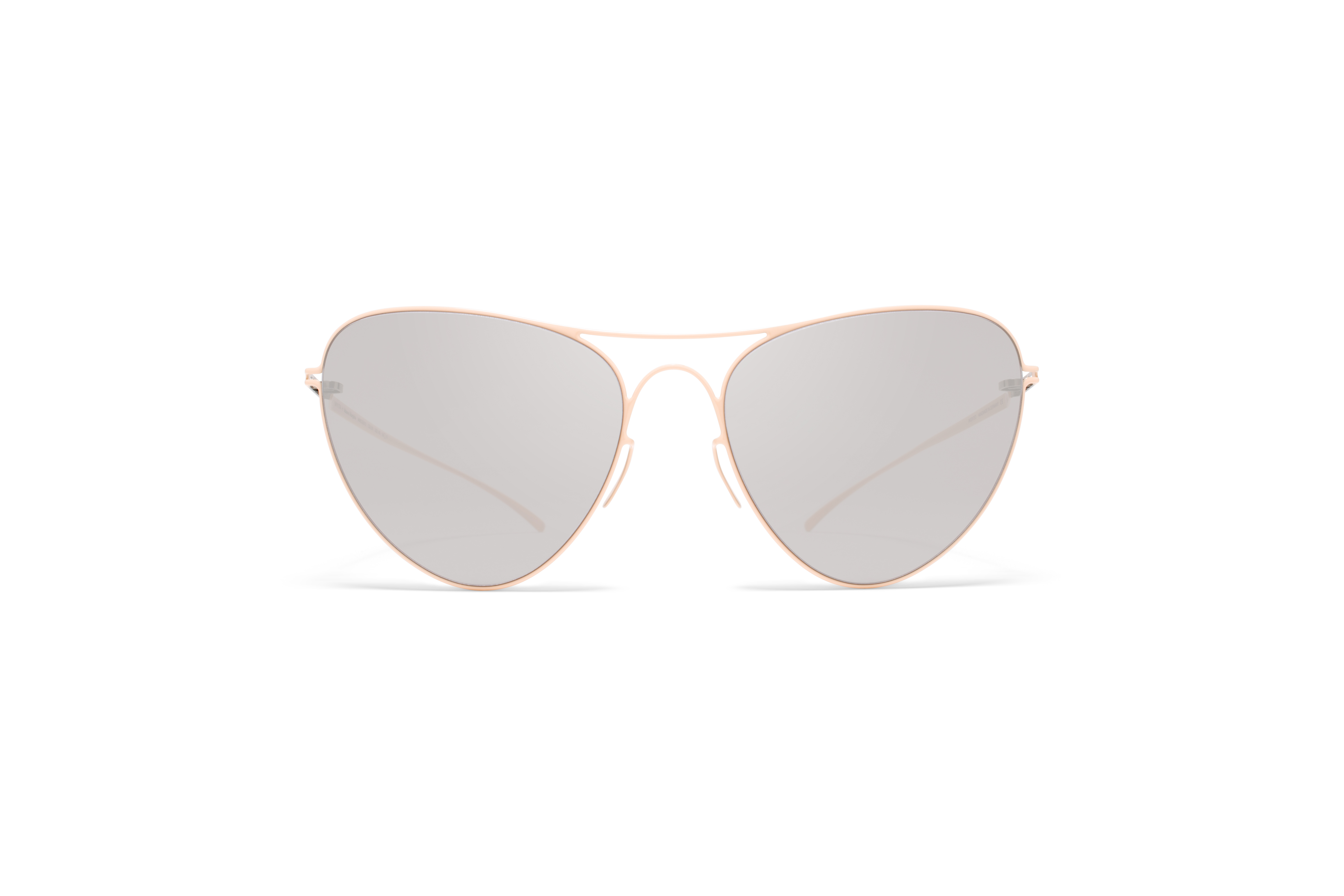 MYKITA Mm Sun Mmesse015 E9 Nude Warm Grey Flash58ab1fa55d725