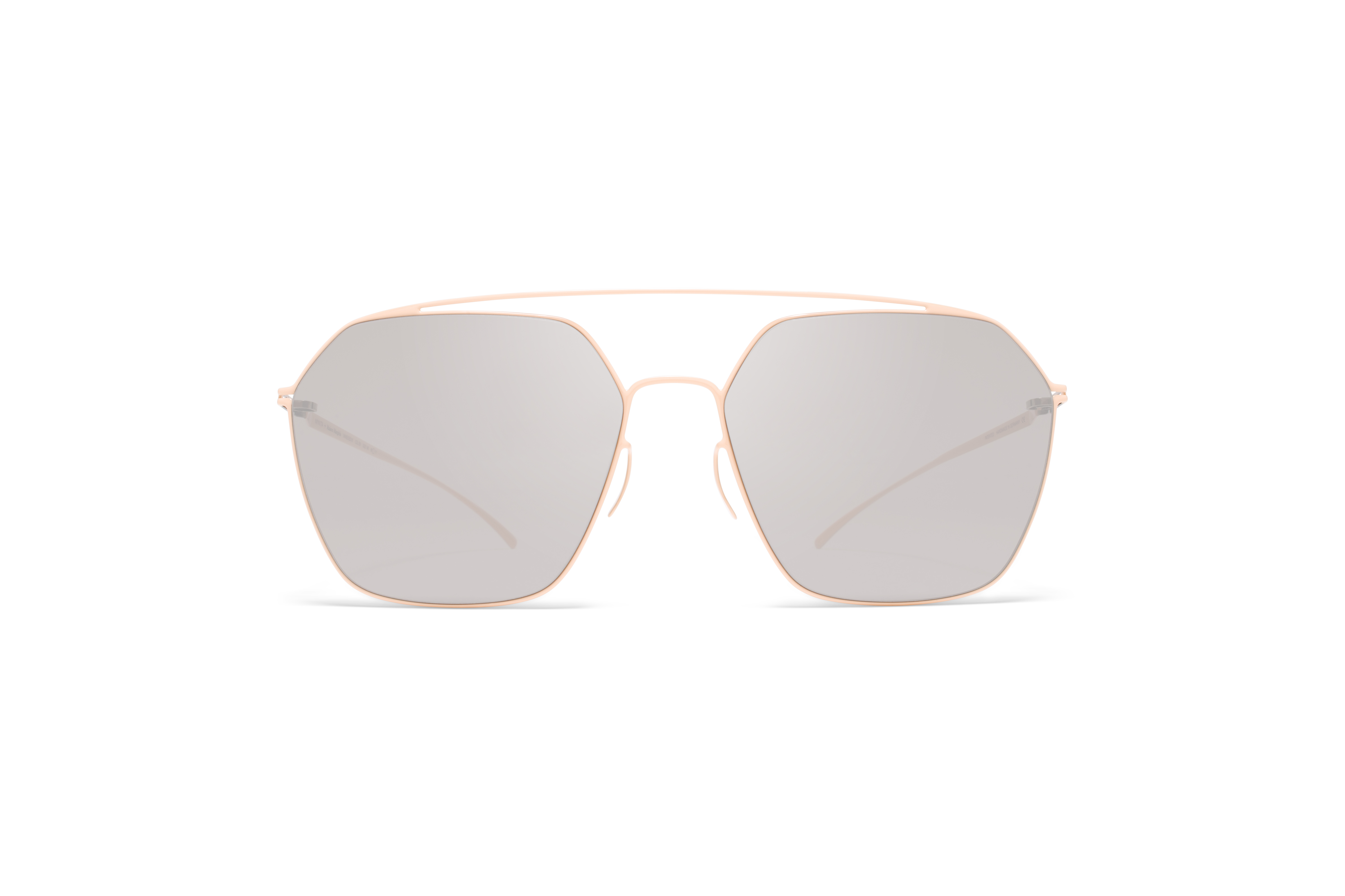 MYKITA Mm Sun Mmesse016 E9 Nude Warm Grey Flash58ab2076d635c