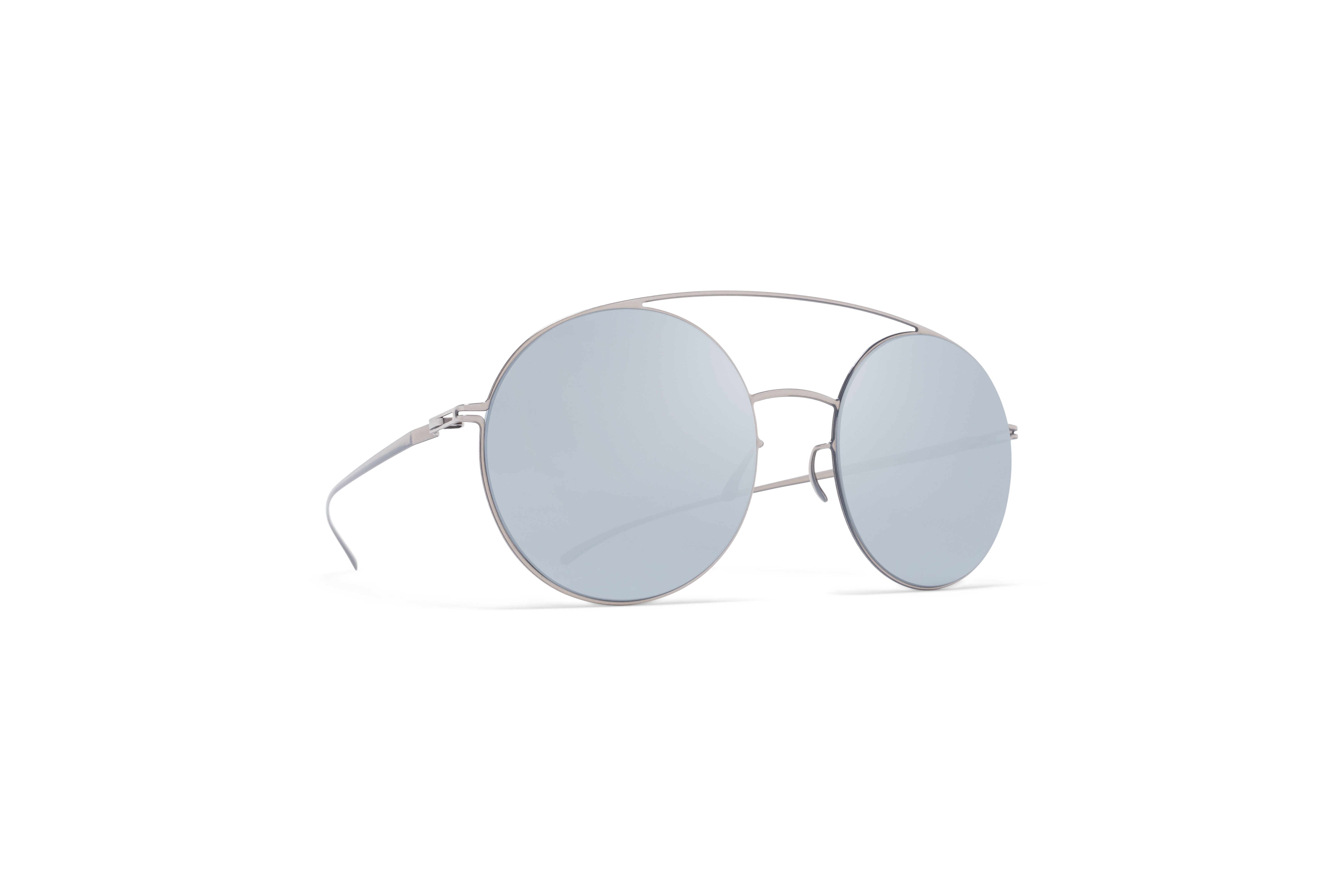 MYKITA Mm Sun Mmesse017 E1 Silver Silver Flash
