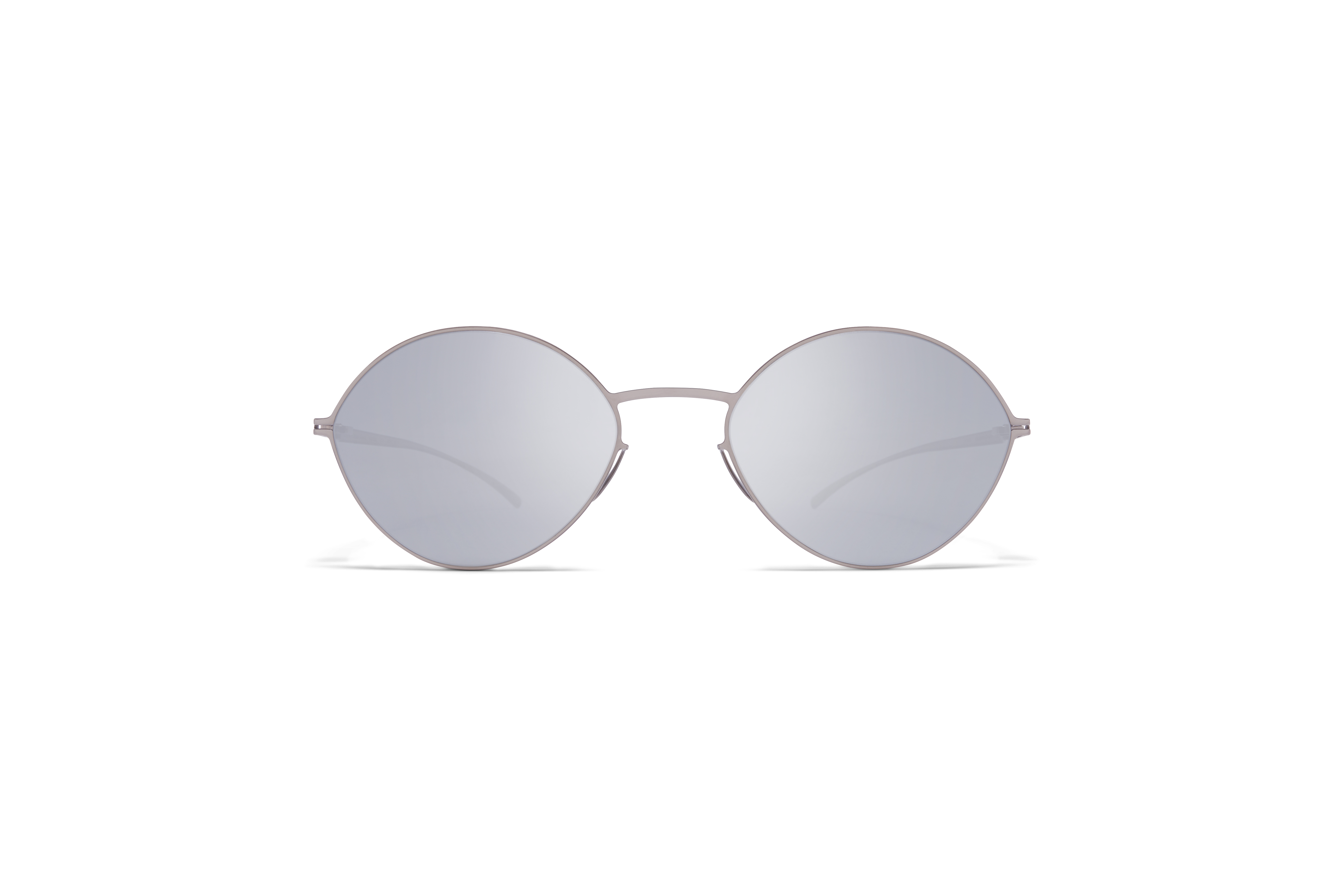 MYKITA Mm Sun Mmesse020 E1 Silver Silver Flash