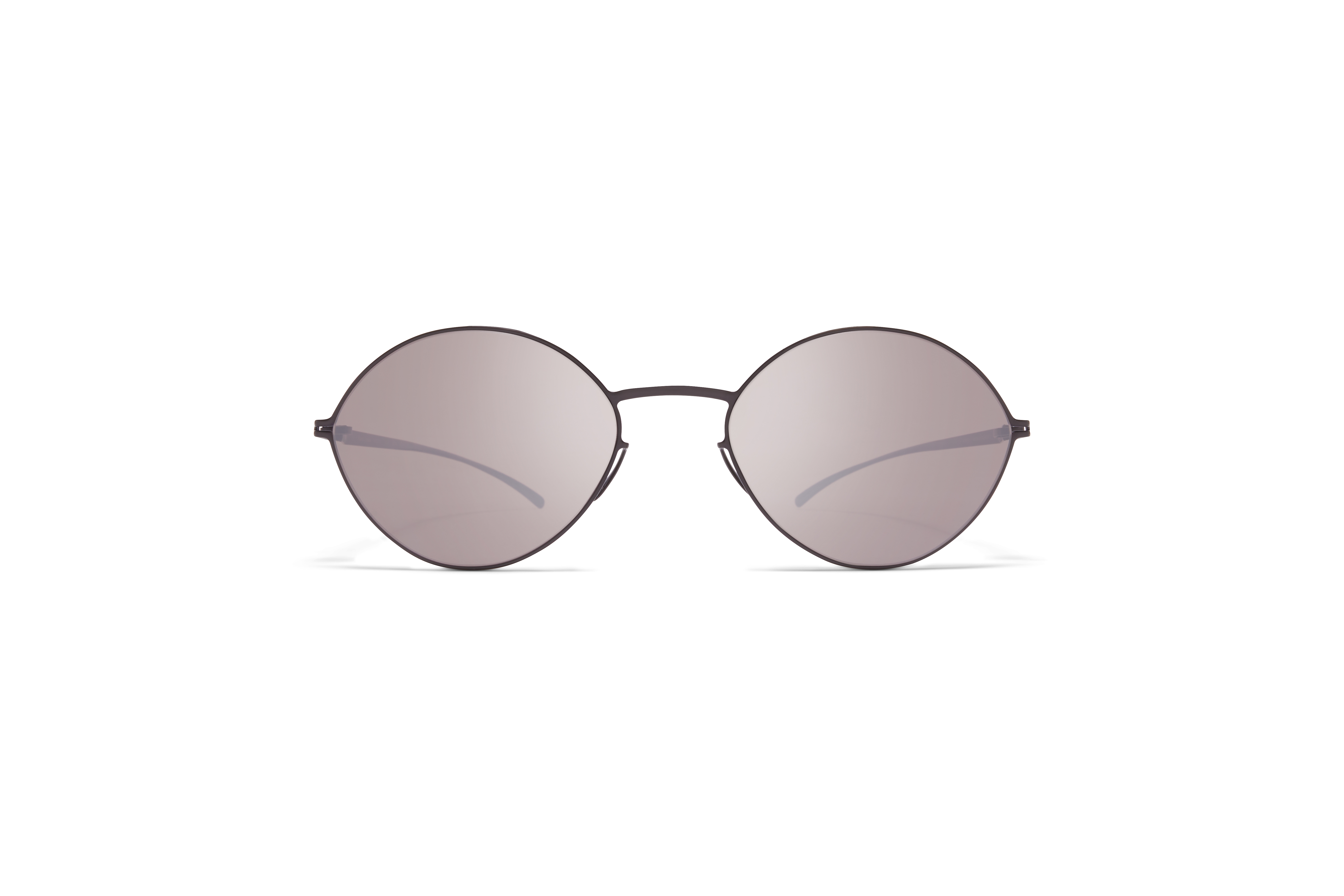 MYKITA Mm Sun Mmesse020 E6 Dark Grey Dark Purple Flash