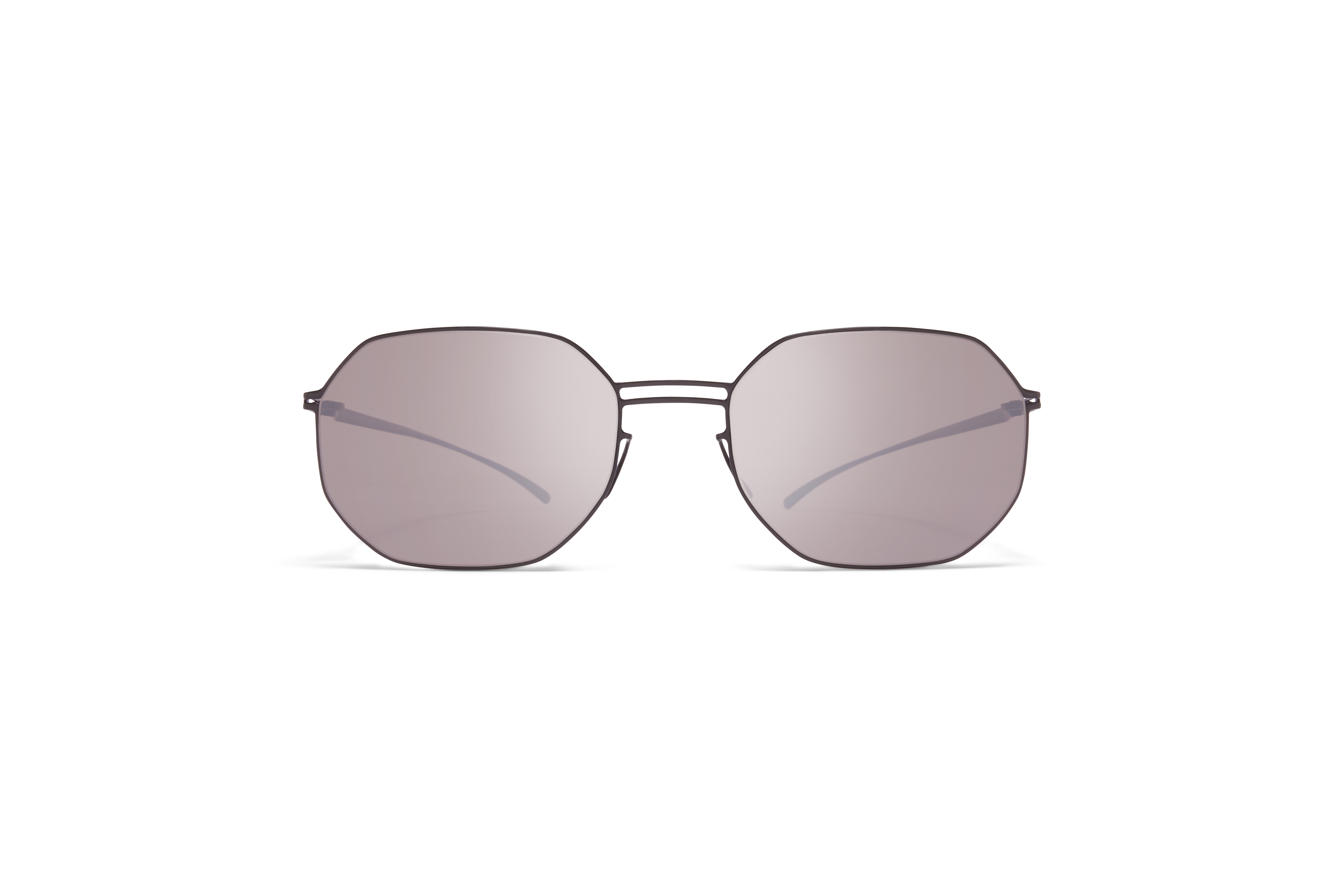 MYKITA Mm Sun Mmesse021 E6 Dark Grey Dark Purple Flash