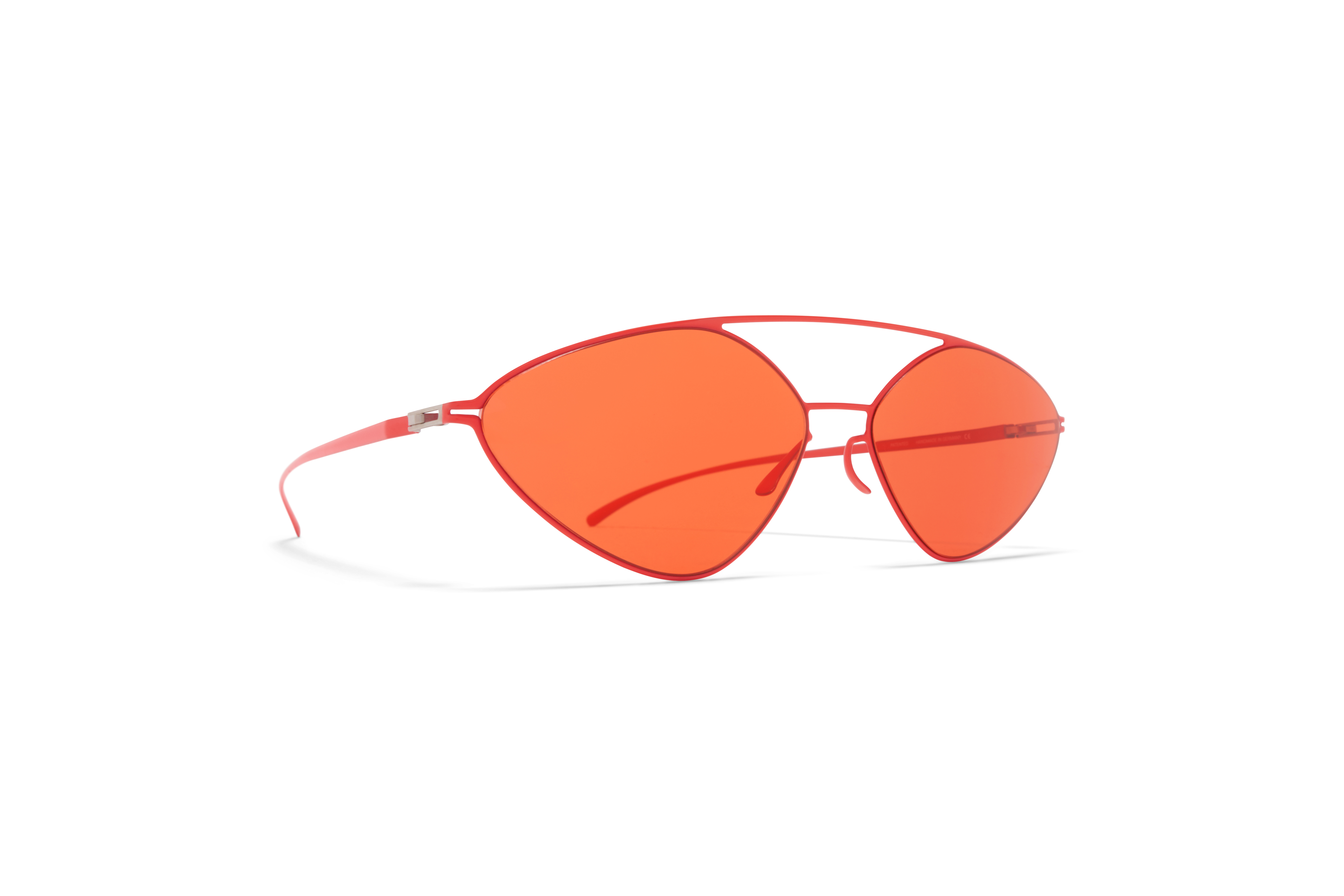 MYKITA Mm Sun Mmesse023 E18 Baywatch Red Ultra