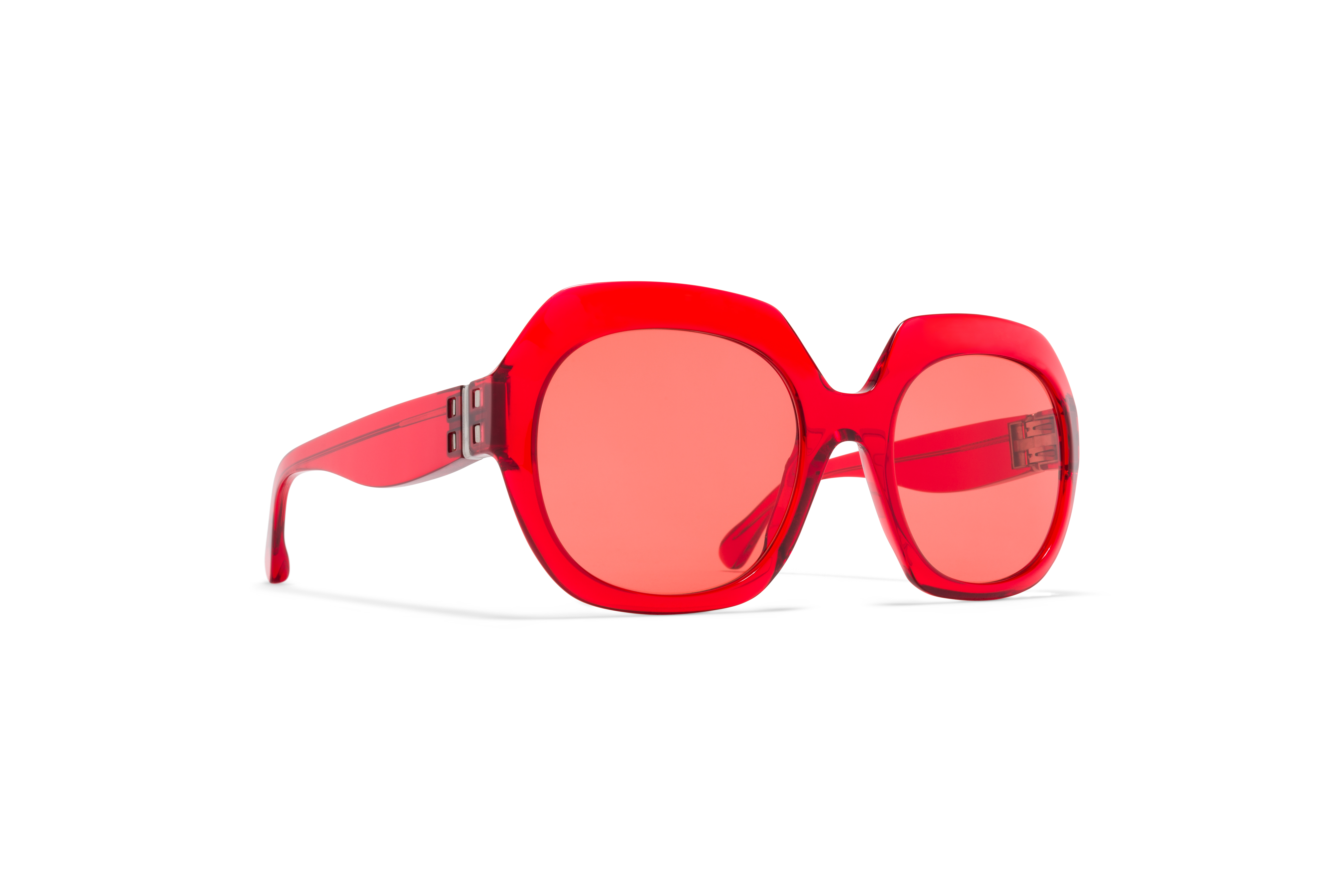 MYKITA Mm Sun Mmmono001 All Red All Red Solid