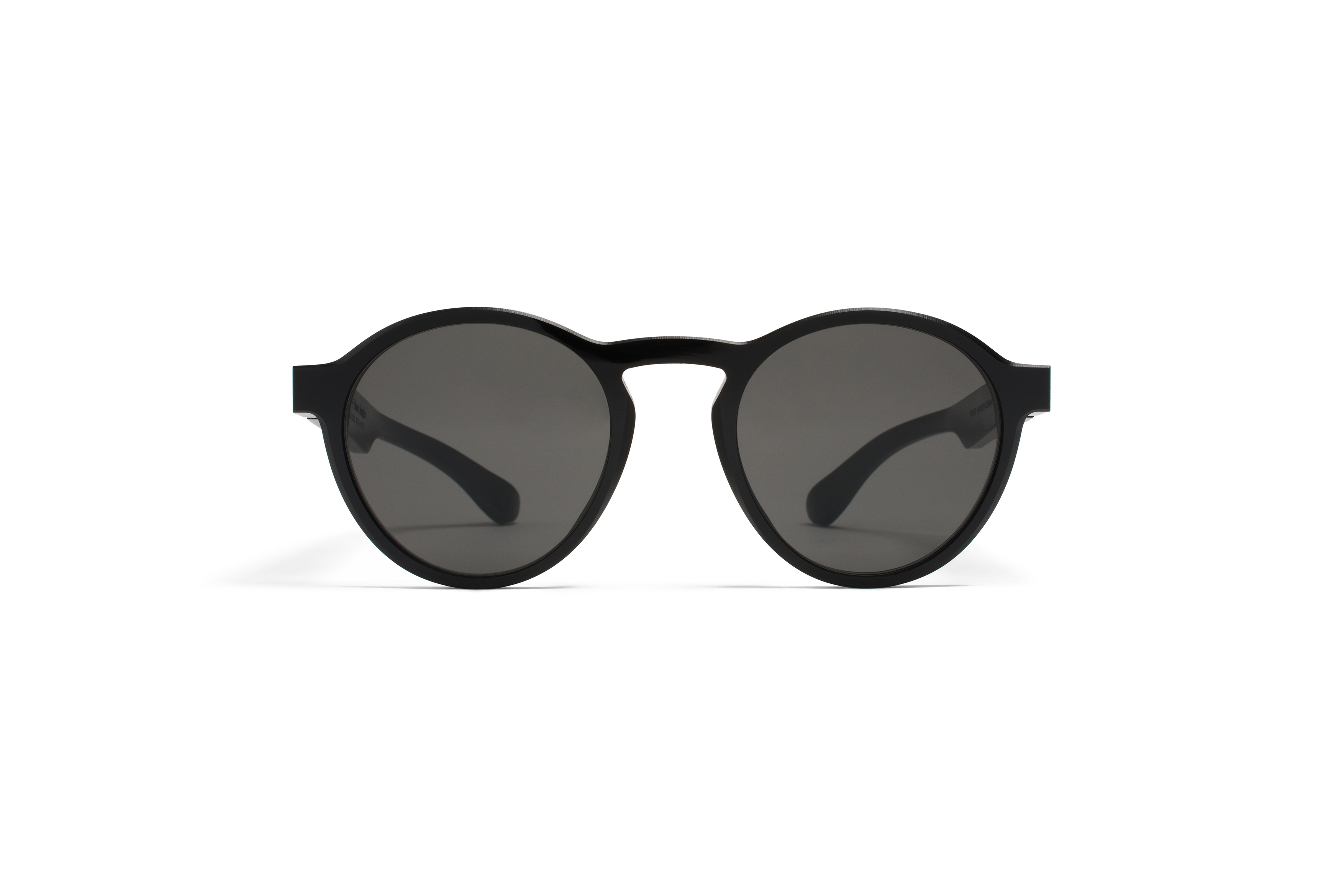 MYKITA Mm Sun Mmraw002 Raw Black Dark Grey Solid