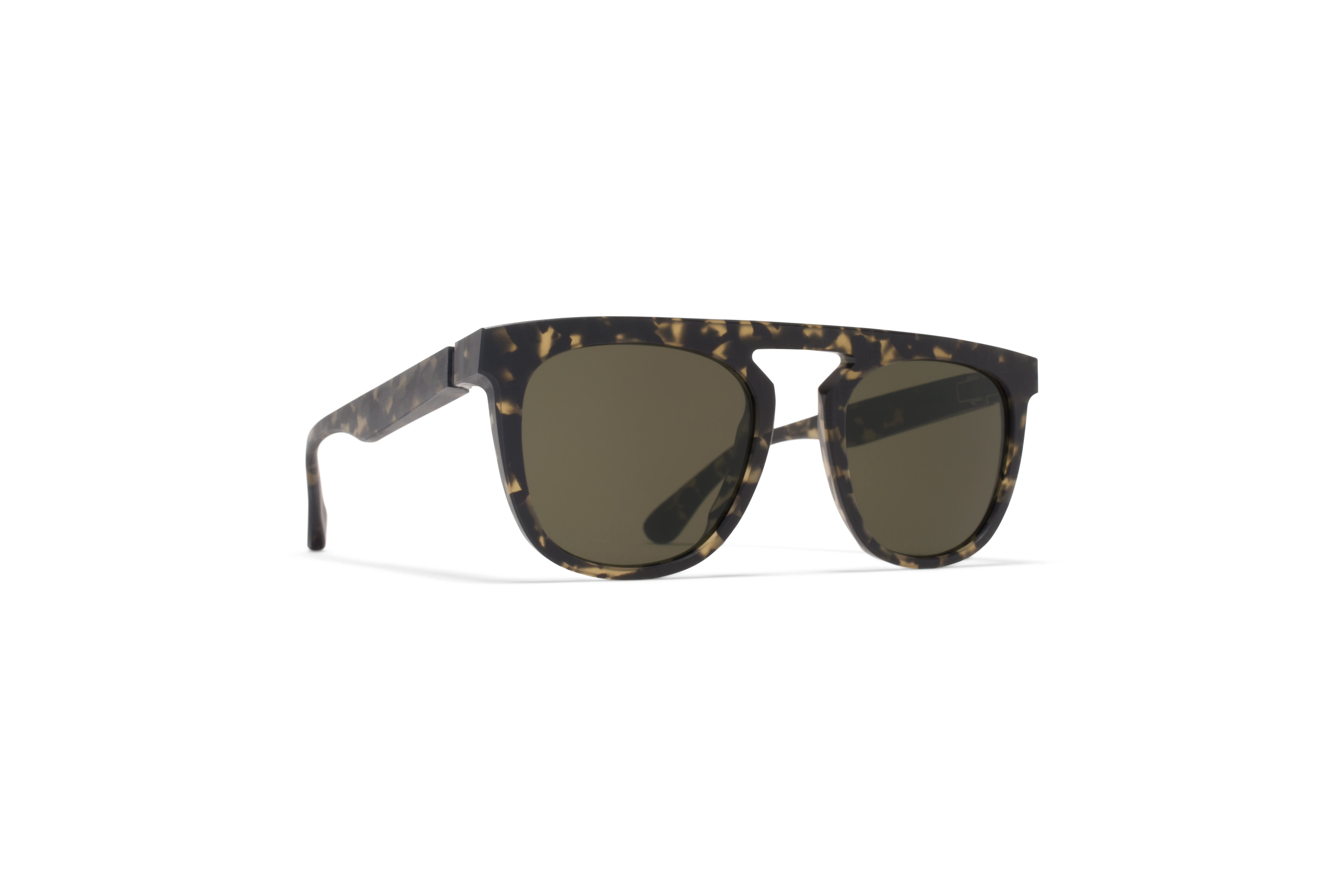 MYKITA Mm Sun Mmraw004 Raw Black Drops Rawgreen58074d0b56b55