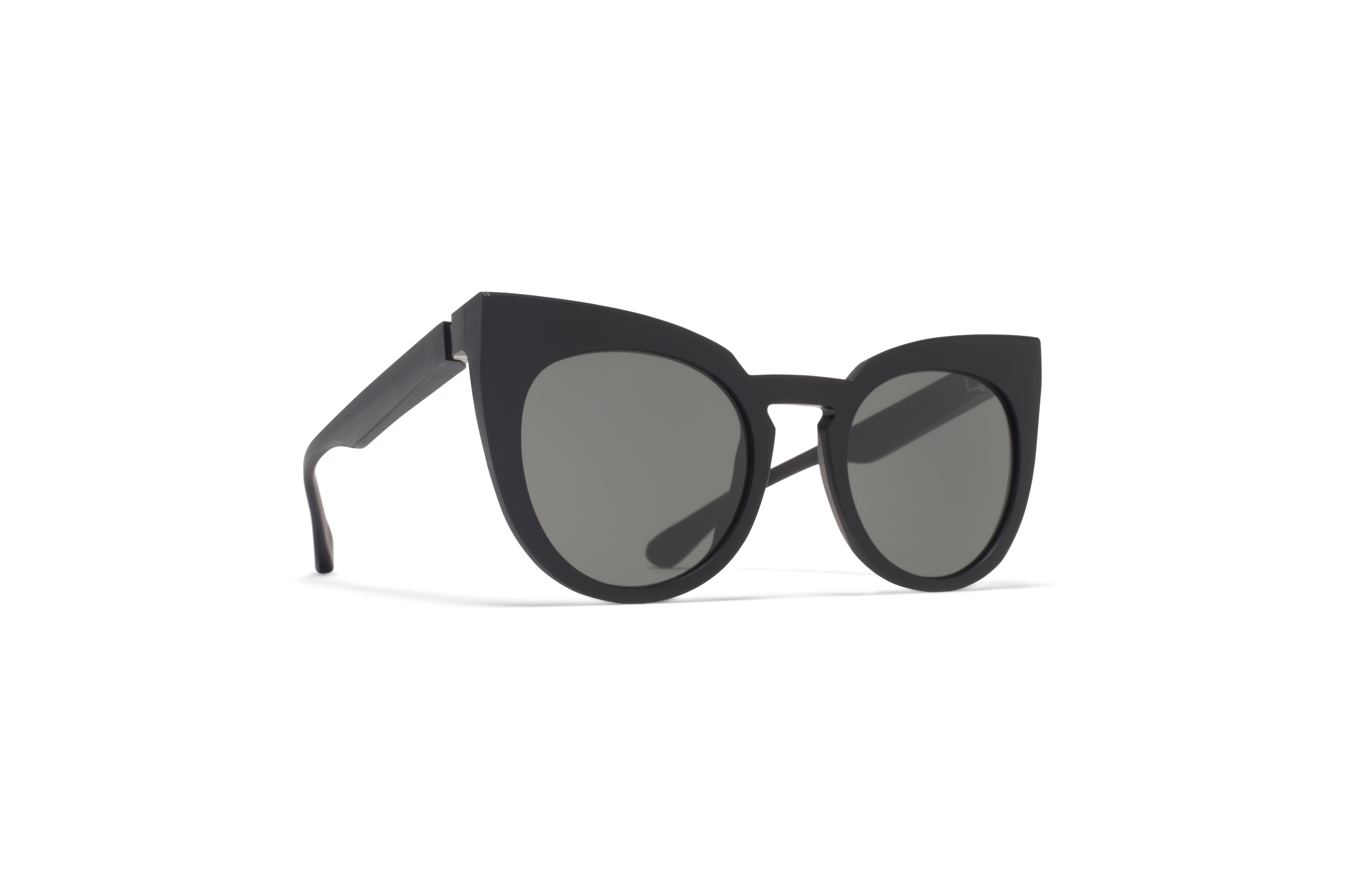 MYKITA Mm Sun Mmraw005 Raw Black Darkgrey Solid58074dab34450