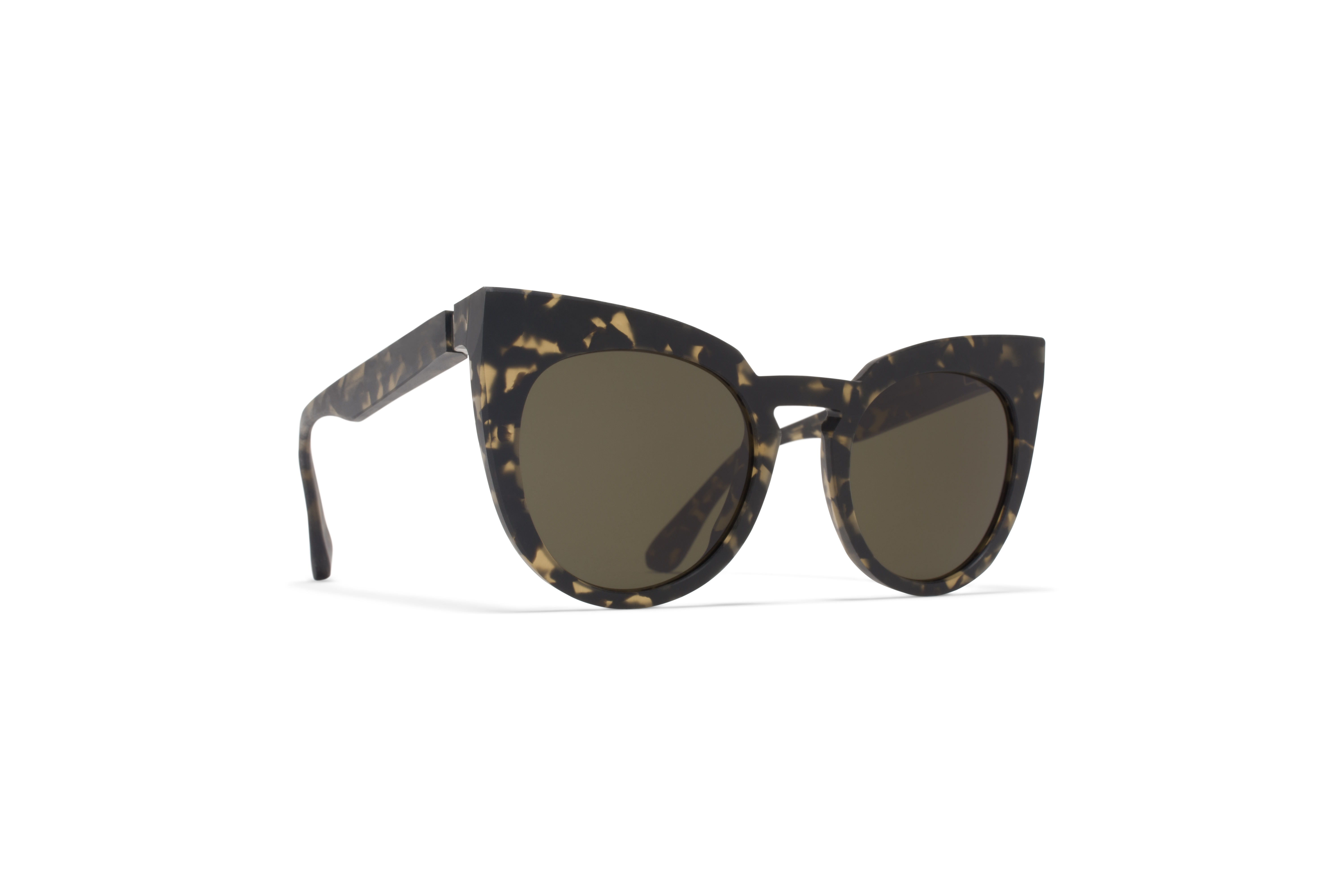 MYKITA Mm Sun Mmraw005 Raw Black Drops Rawgreen58074d9f2ba4f