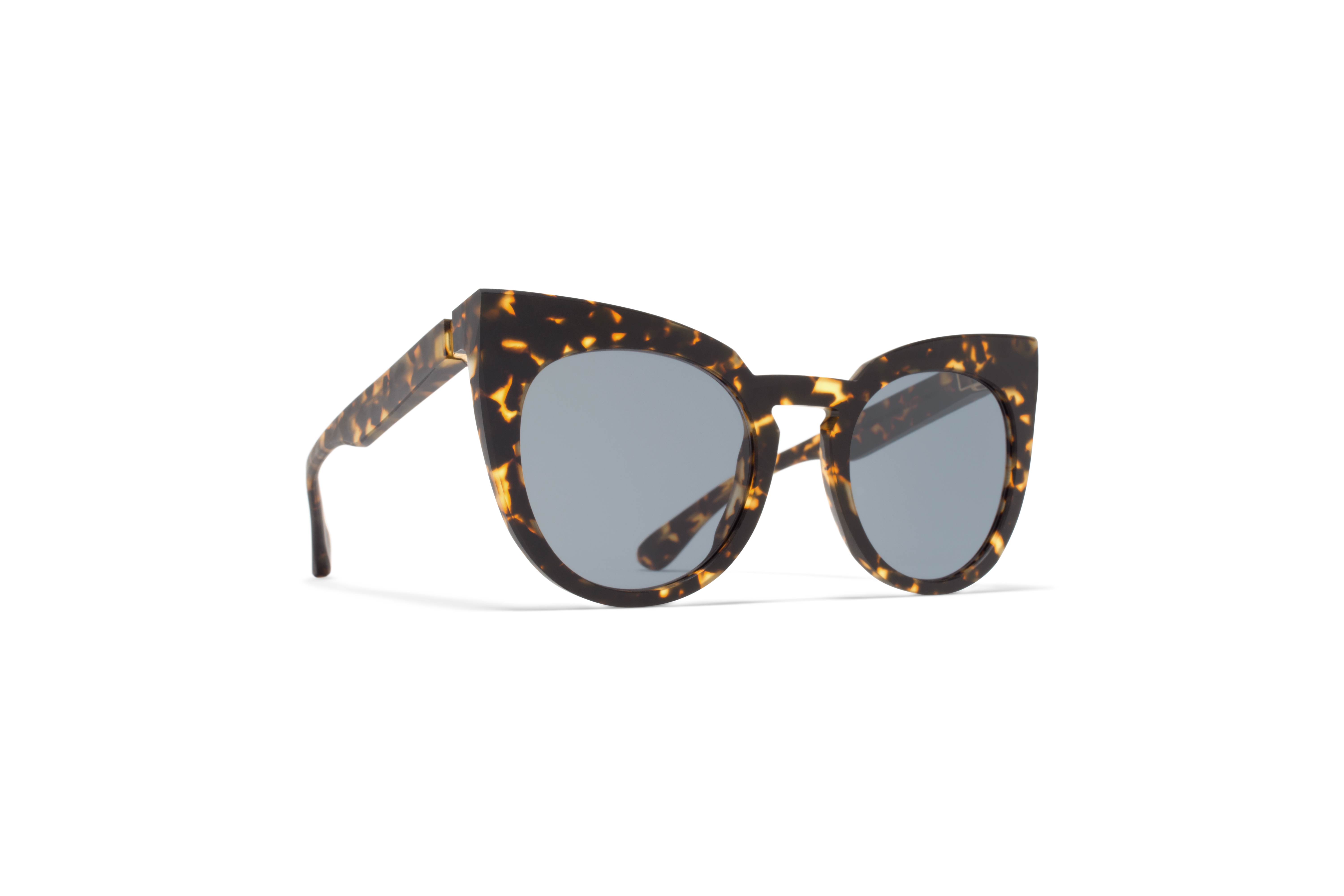 MYKITA Mm Sun Mmraw005 Raw Trinidad Dark Blue Solid