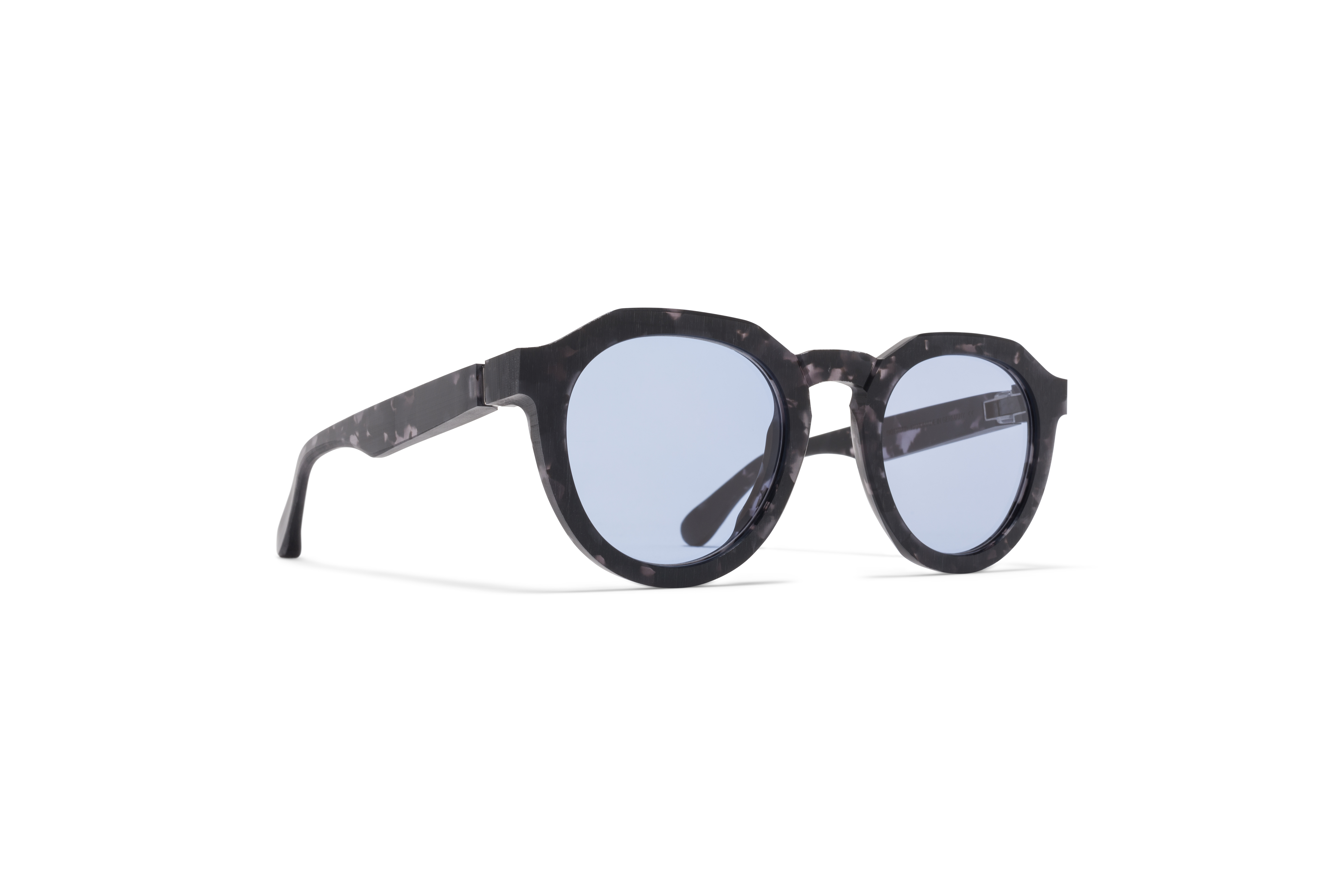 MYKITA Mm Sun Mmraw007 Raw Black Havana Sky Blue59fb1e90b58e3