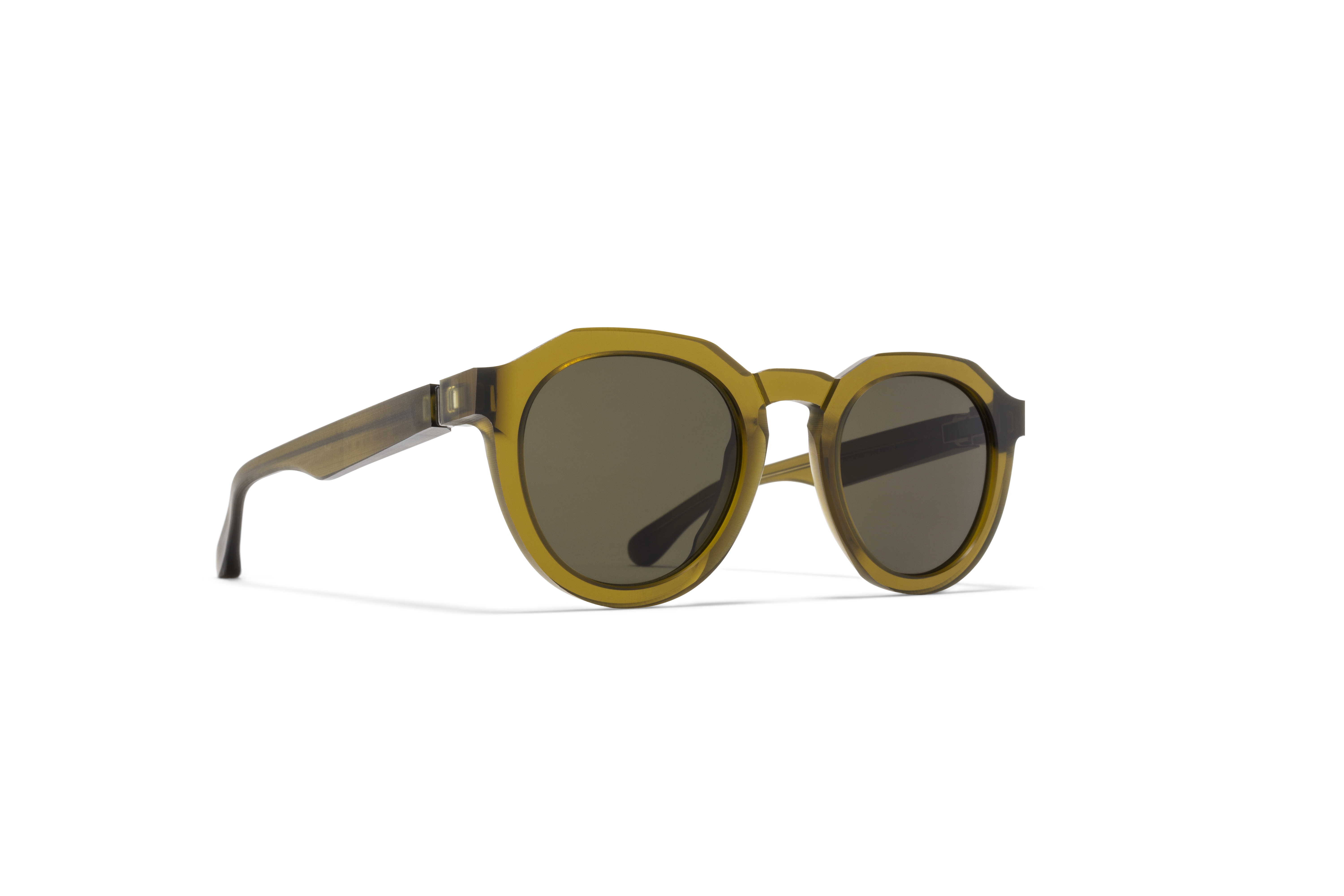 MYKITA Mm Sun Mmraw007 Raw Peridot Raw Green Sol59fb1e9e92e4b