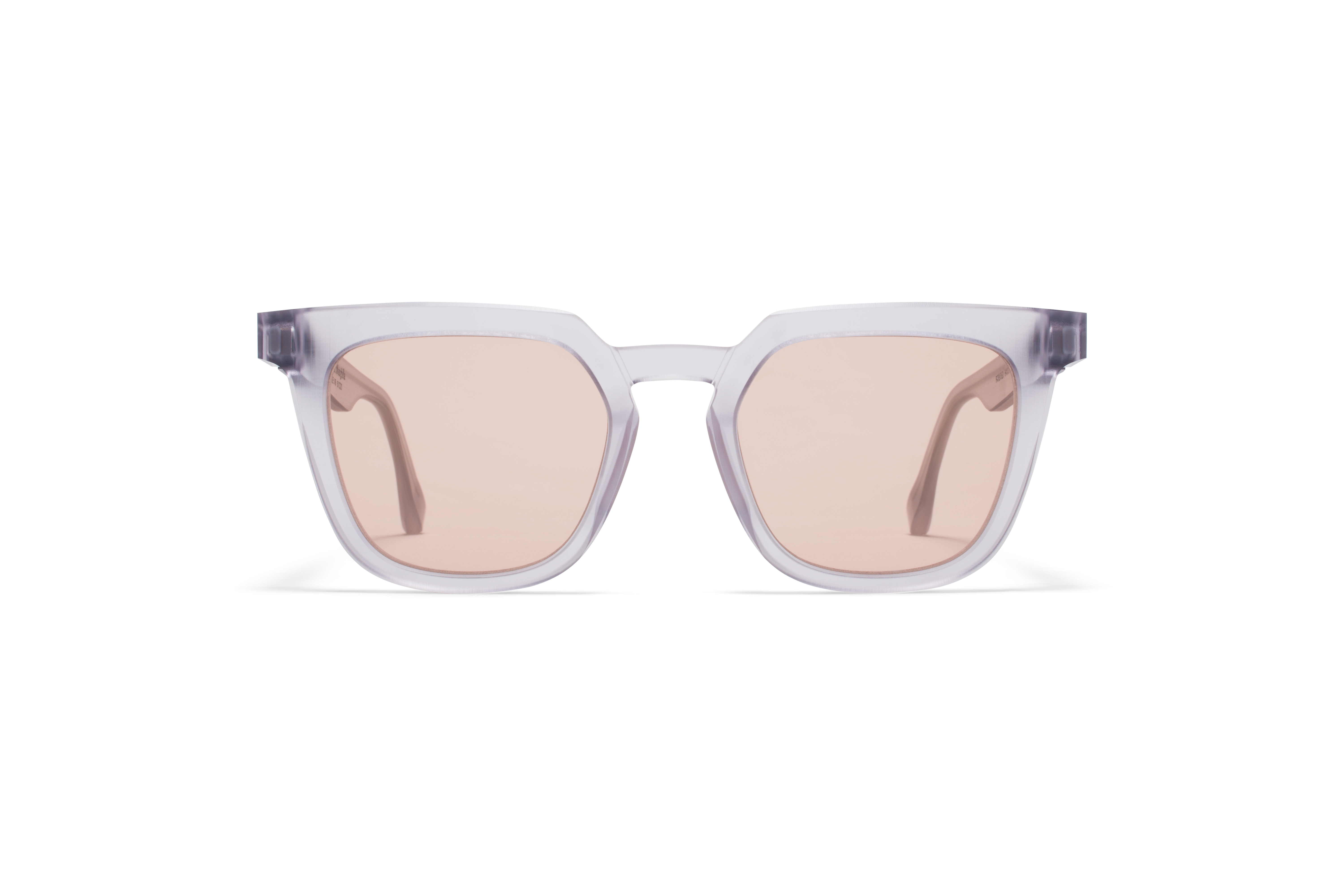 MYKITA Mm Sun Mmraw008 Stone Water Nude Solid