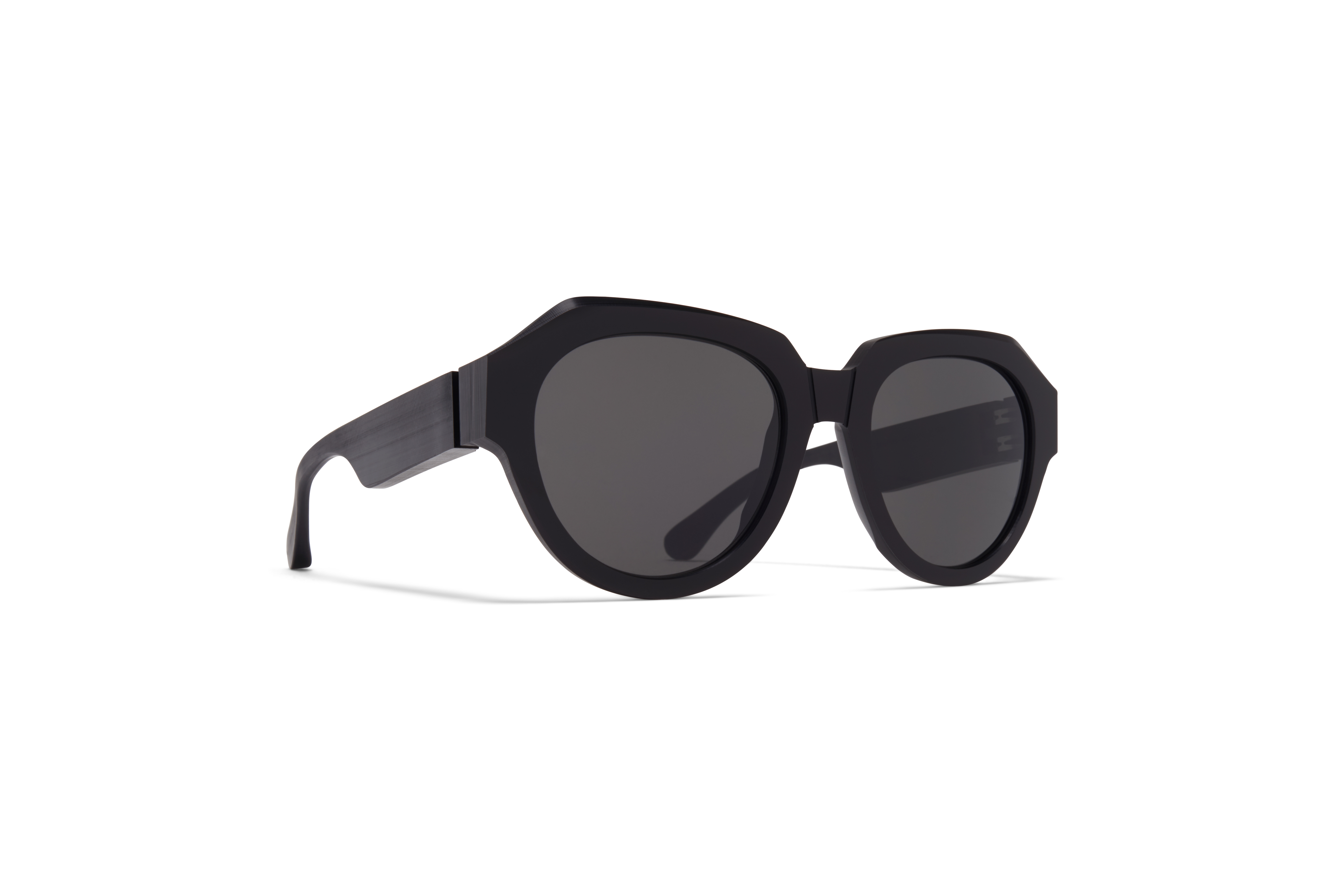MYKITA Mm Sun Mmraw014 Raw Black Dark Grey Solid5c80f0a3ca726