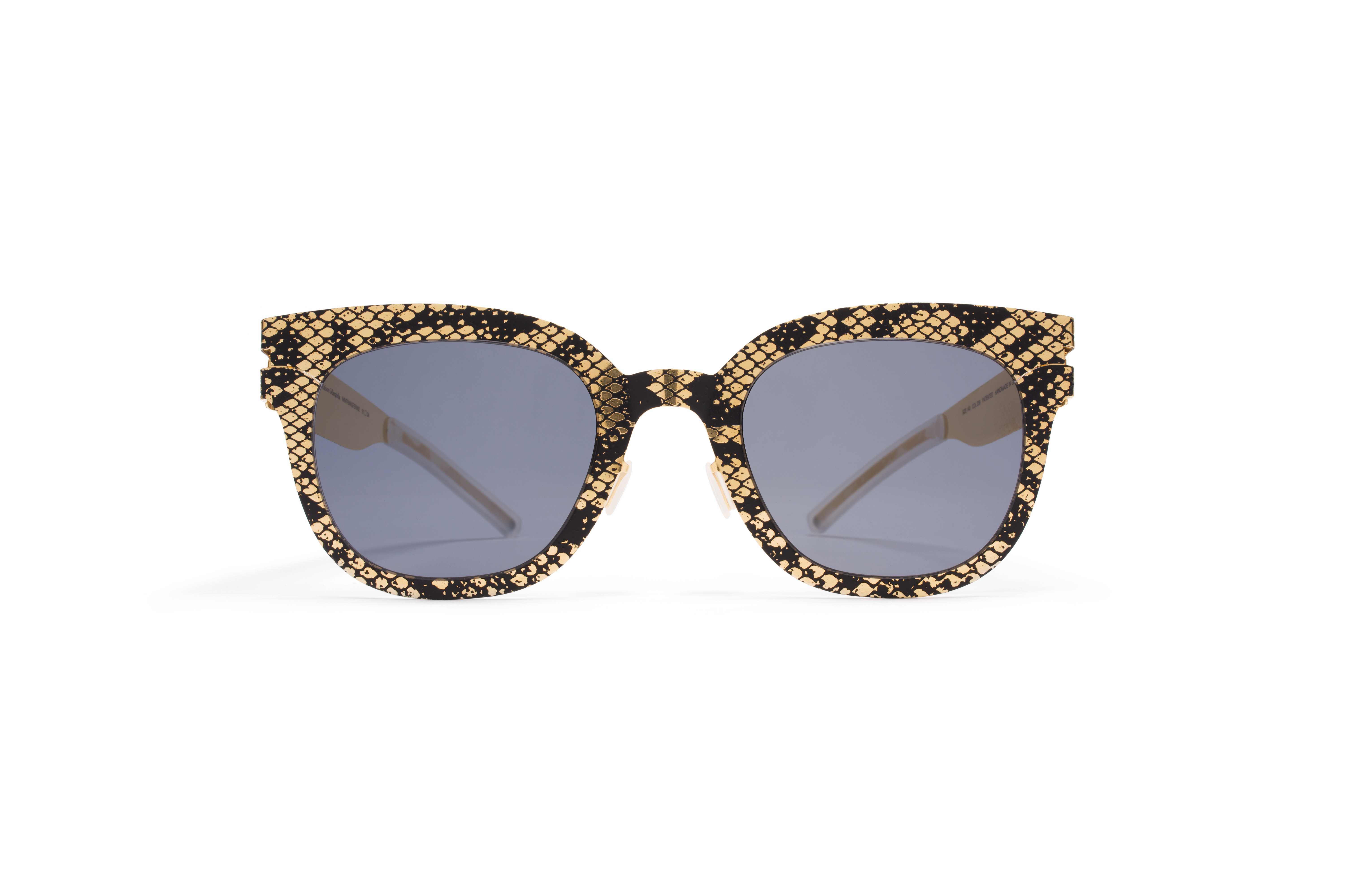 MYKITA Mm Sun Mmtrans002 Gold Black Python Darkg562b8688ba9ca