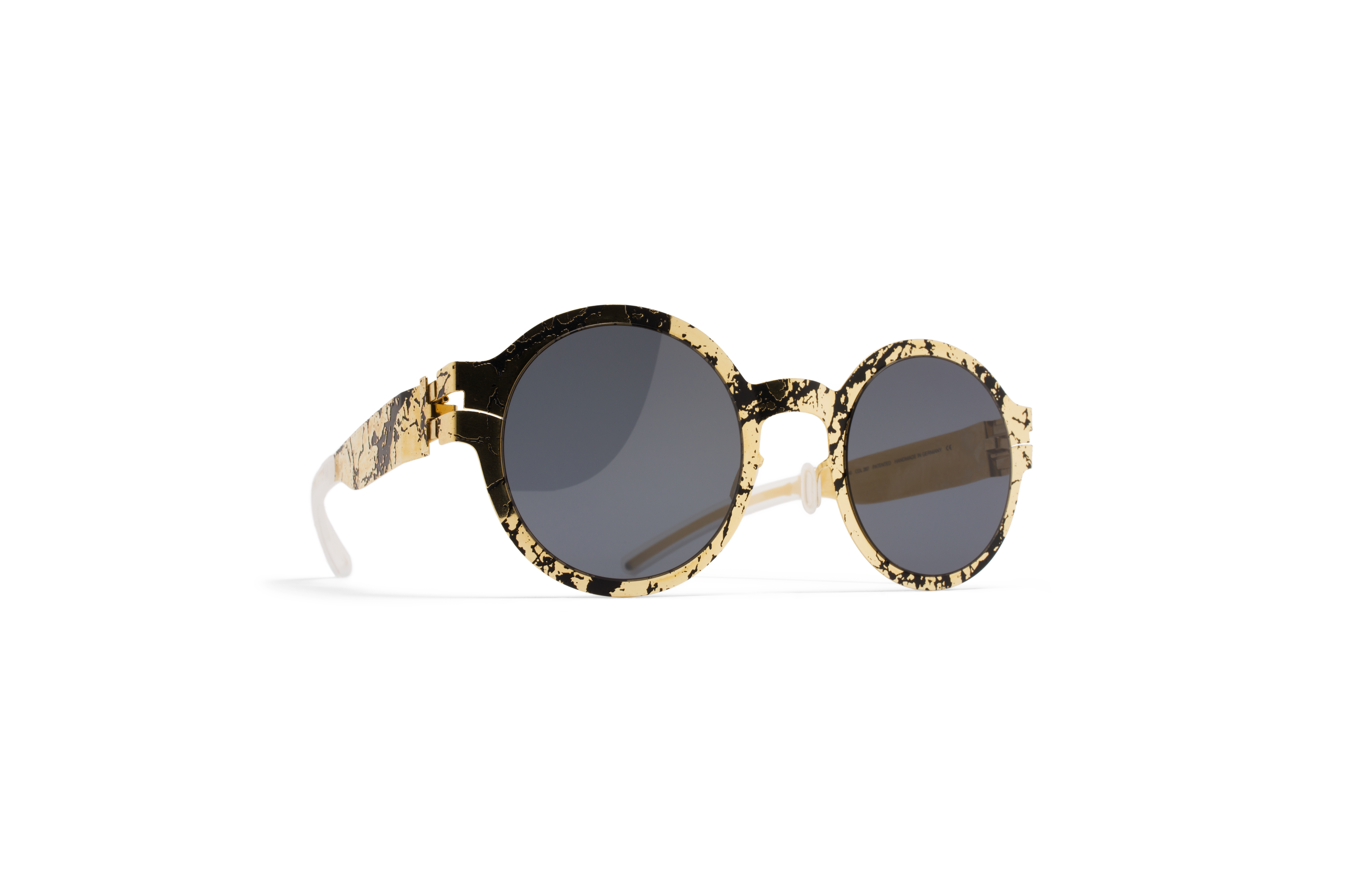 MYKITA Mm Sun Mmtransfer003 Gold Black Stone Dar58a45382b7443