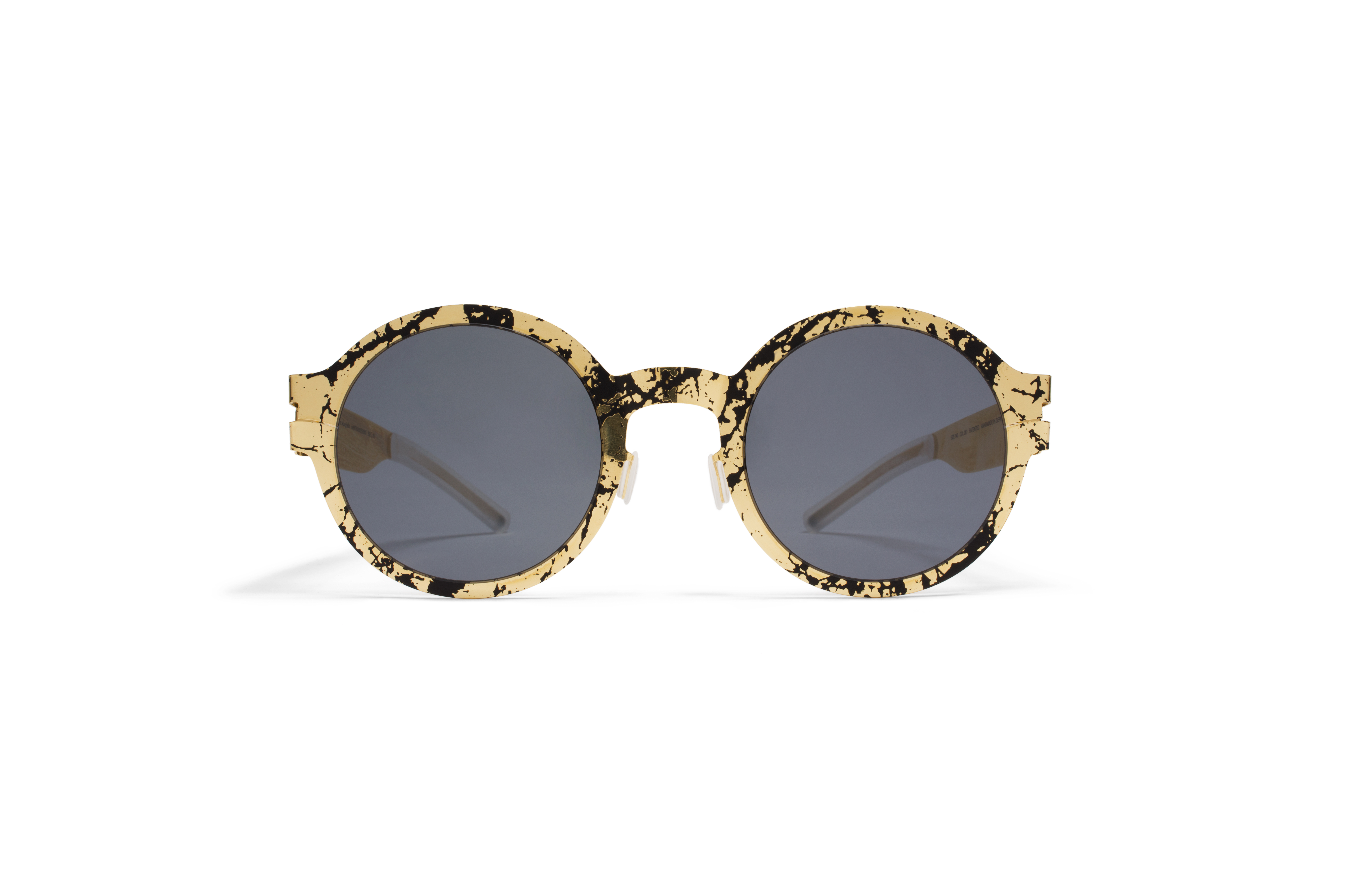 MYKITA Mm Sun Mmtransfer003 Gold Black Stone Dar58a4539a67ea4