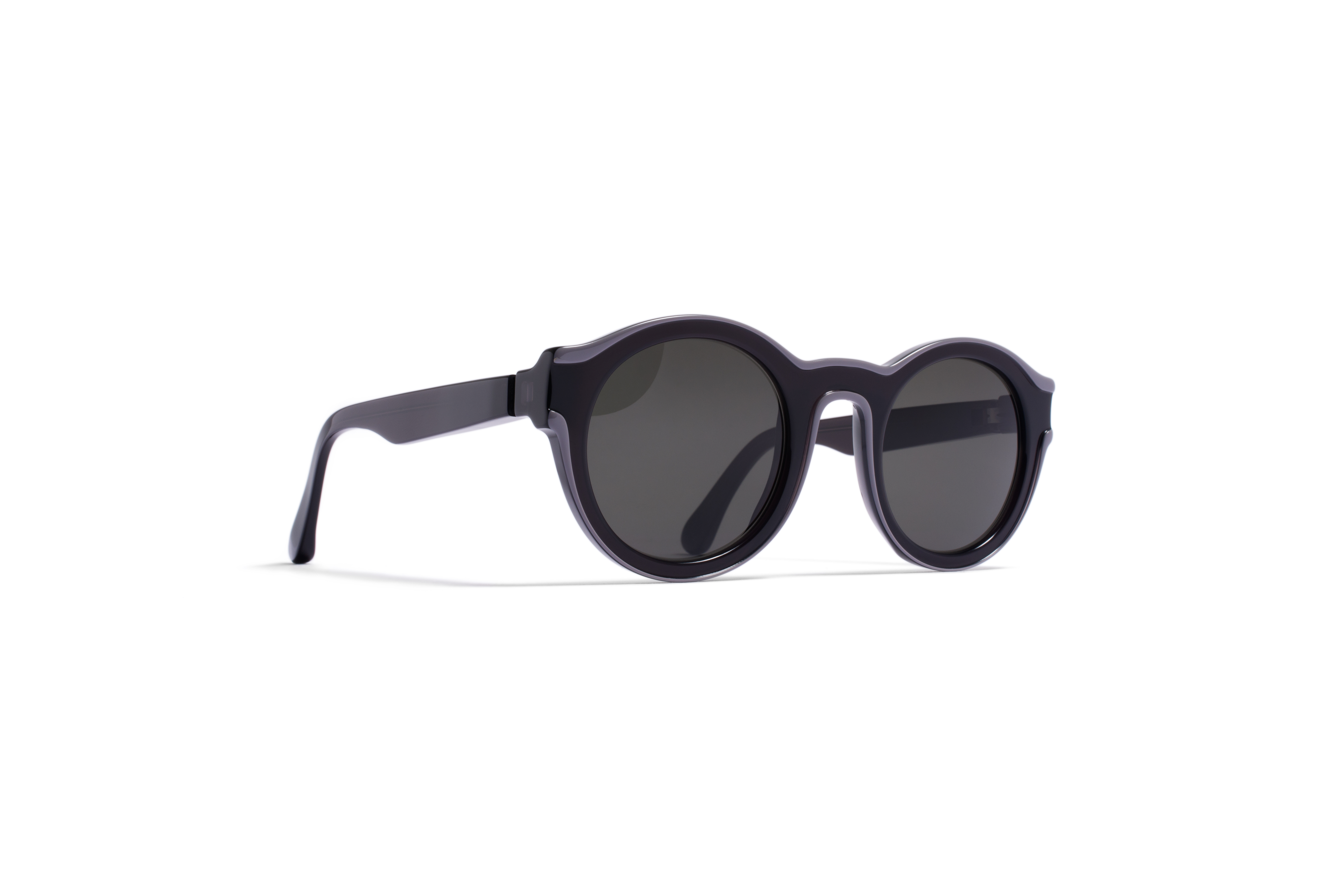 MYKITA Mmm Sun Mmdual002 D1 Black Grey Darkgrey So