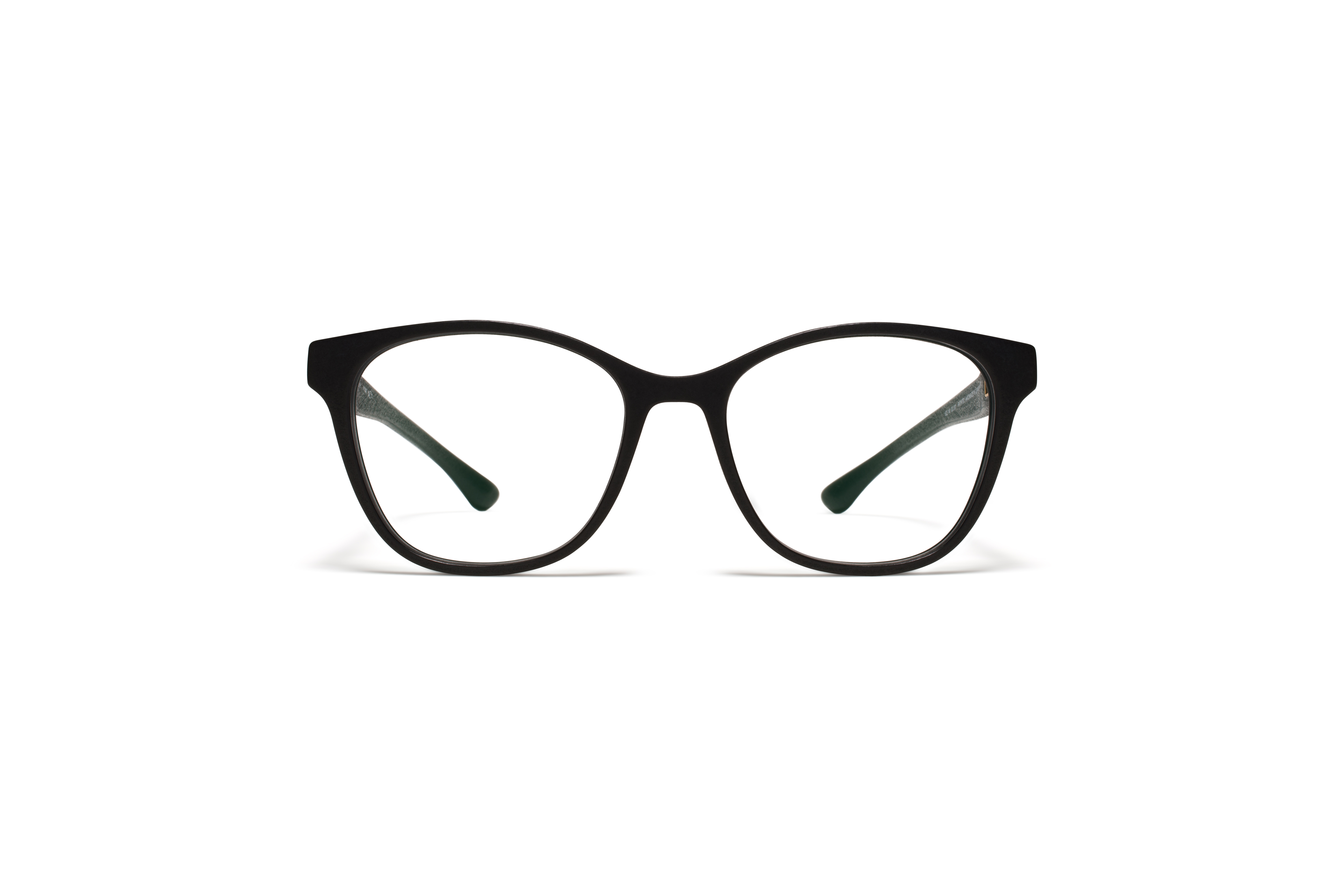 MYKITA Mylon Rx Amma Md1 Pitch Black Clear