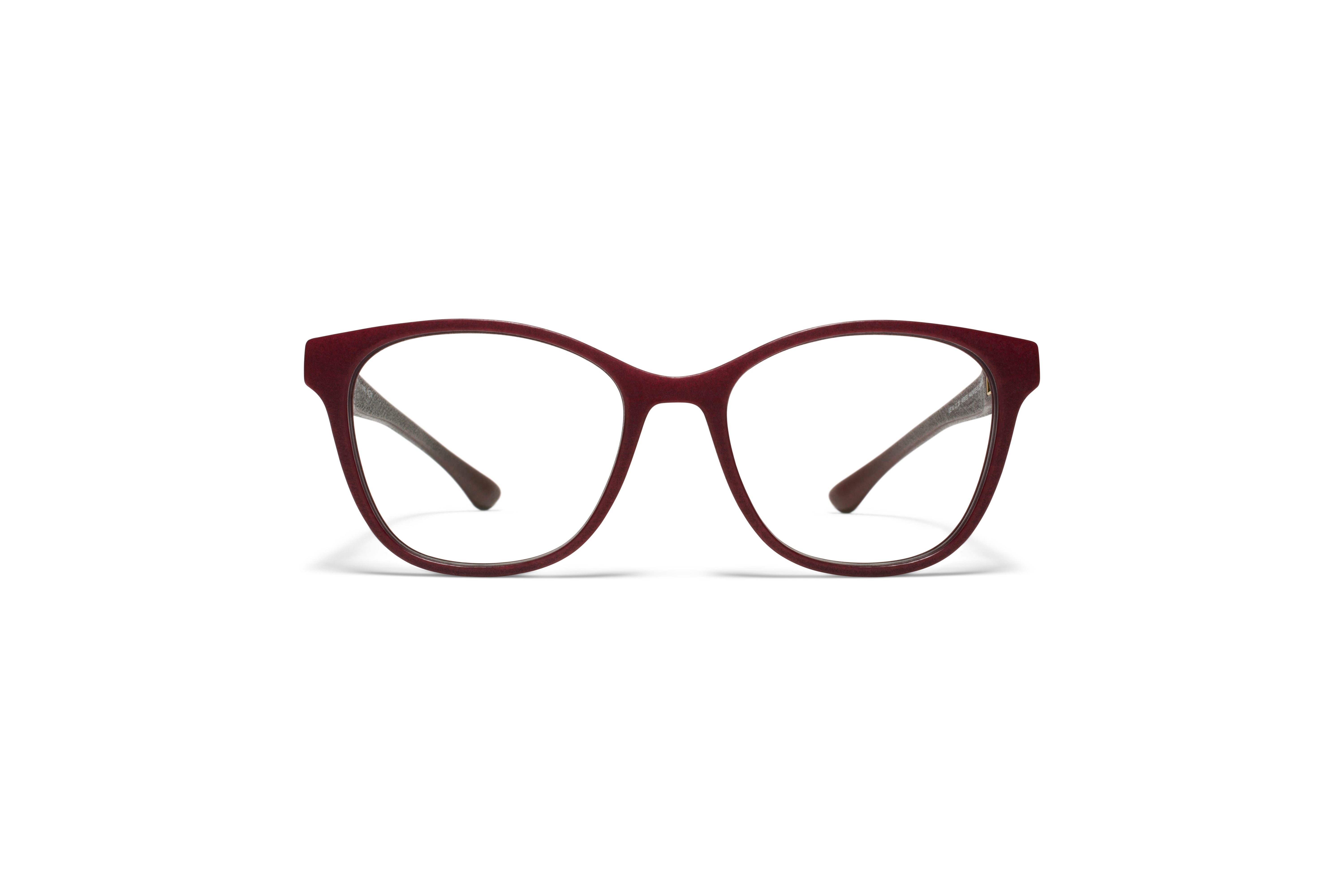 MYKITA Mylon Rx Amma Md24 New Aubergine Clear
