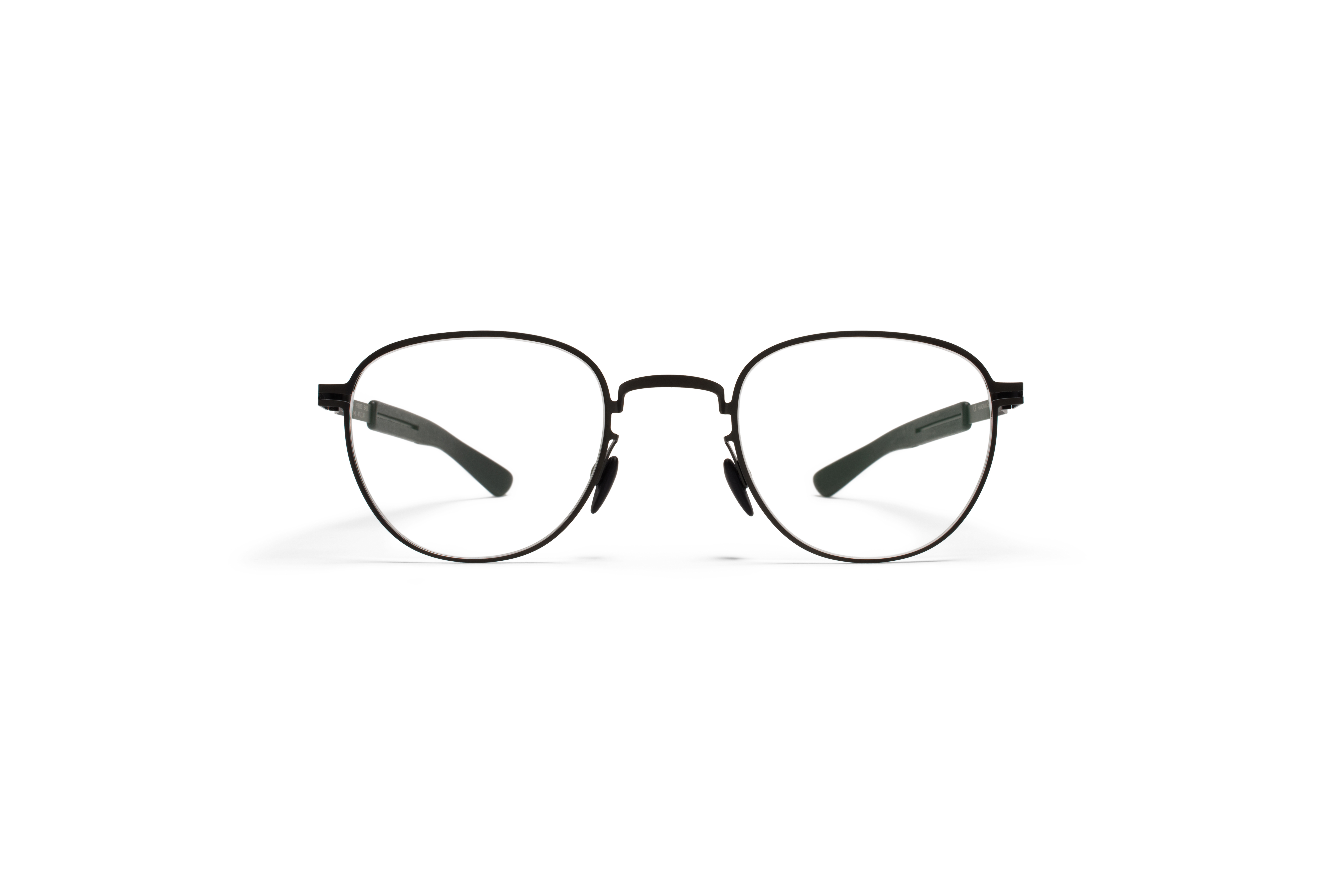 MYKITA Mylon Rx Basil Mh1 Black Pitch Black Clear571f99624ae52