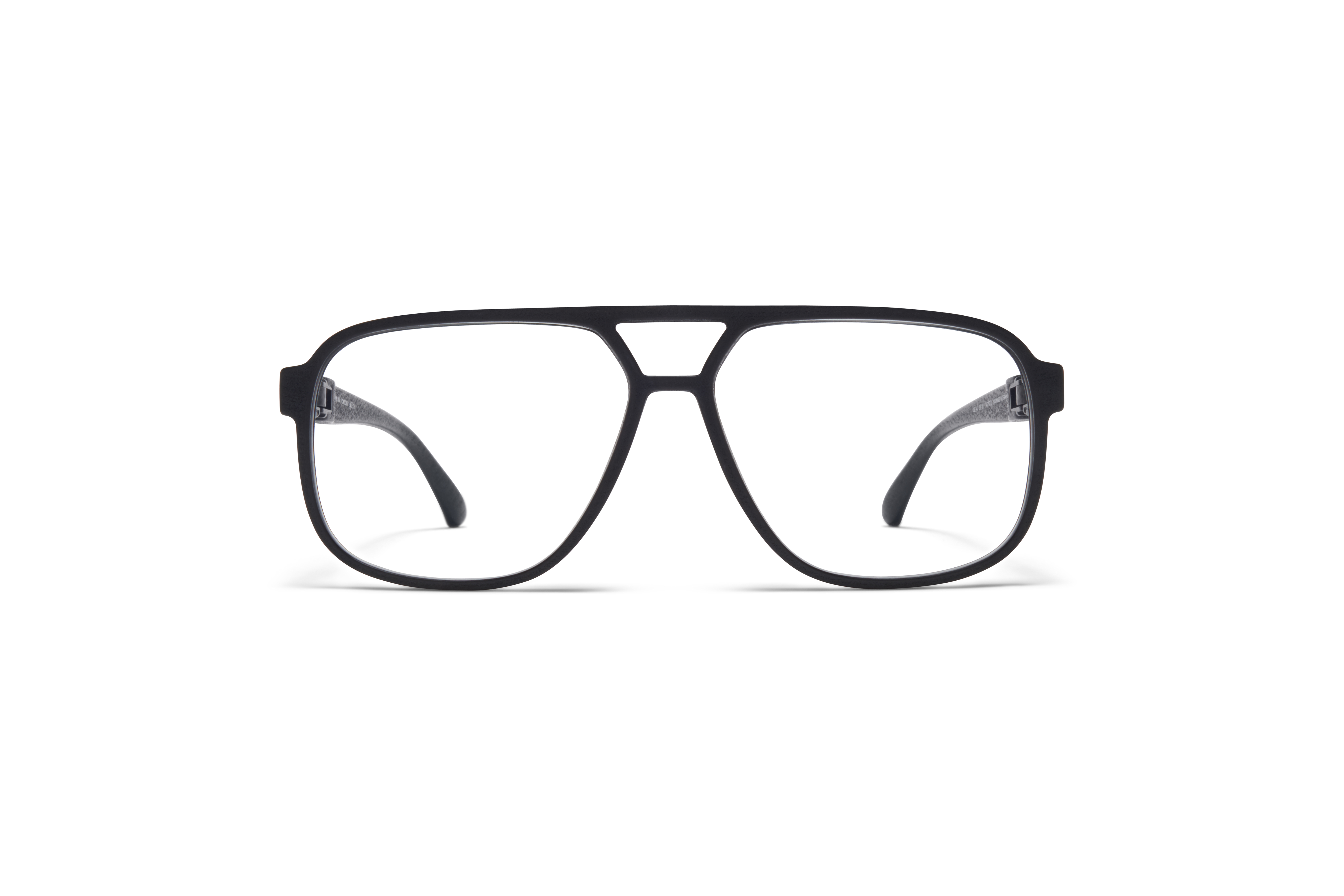 MYKITA Mylon Rx Concord Md1 Pitch Black Clear