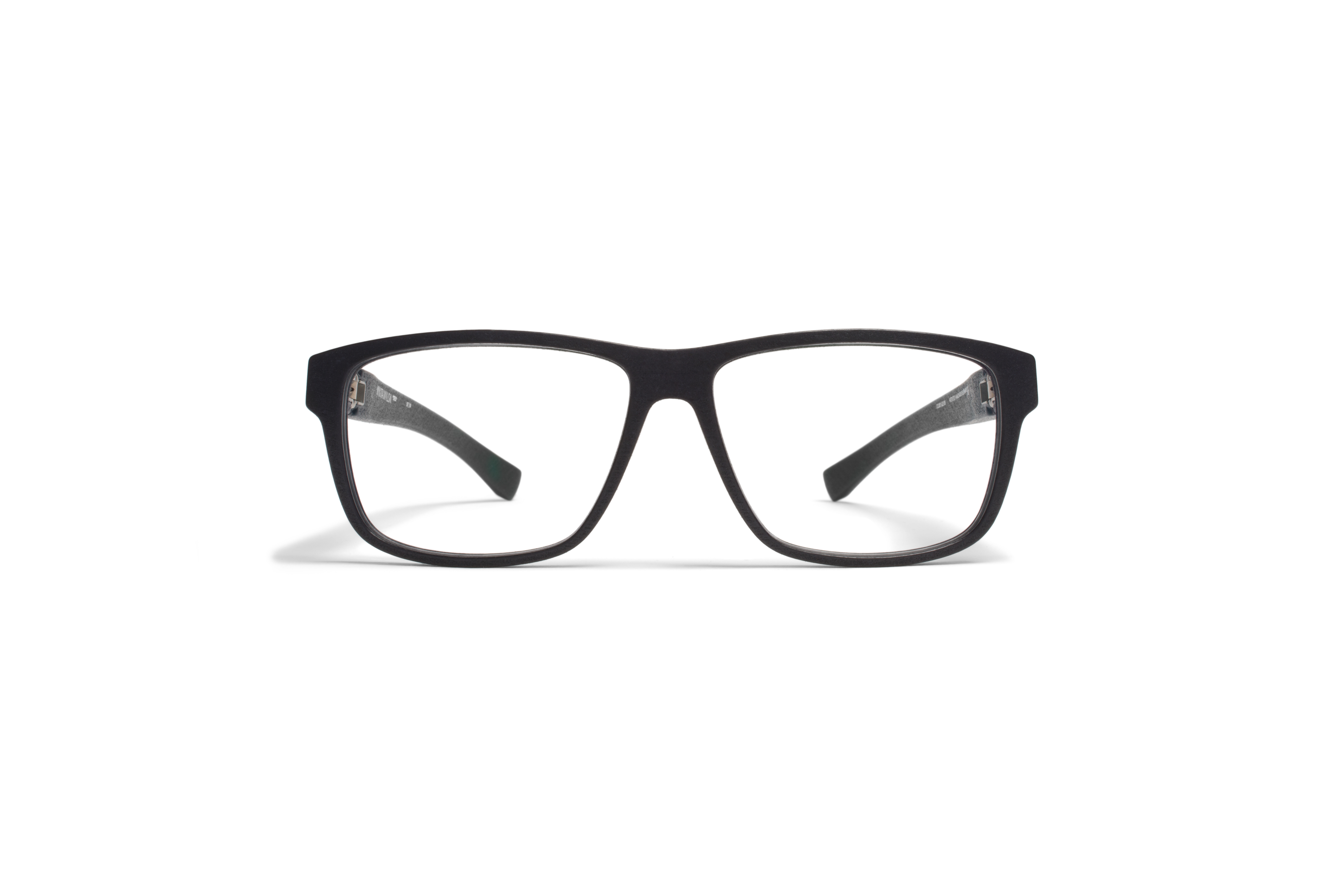 MYKITA Mylon Rx Eres Md1 Pitch Black Clear