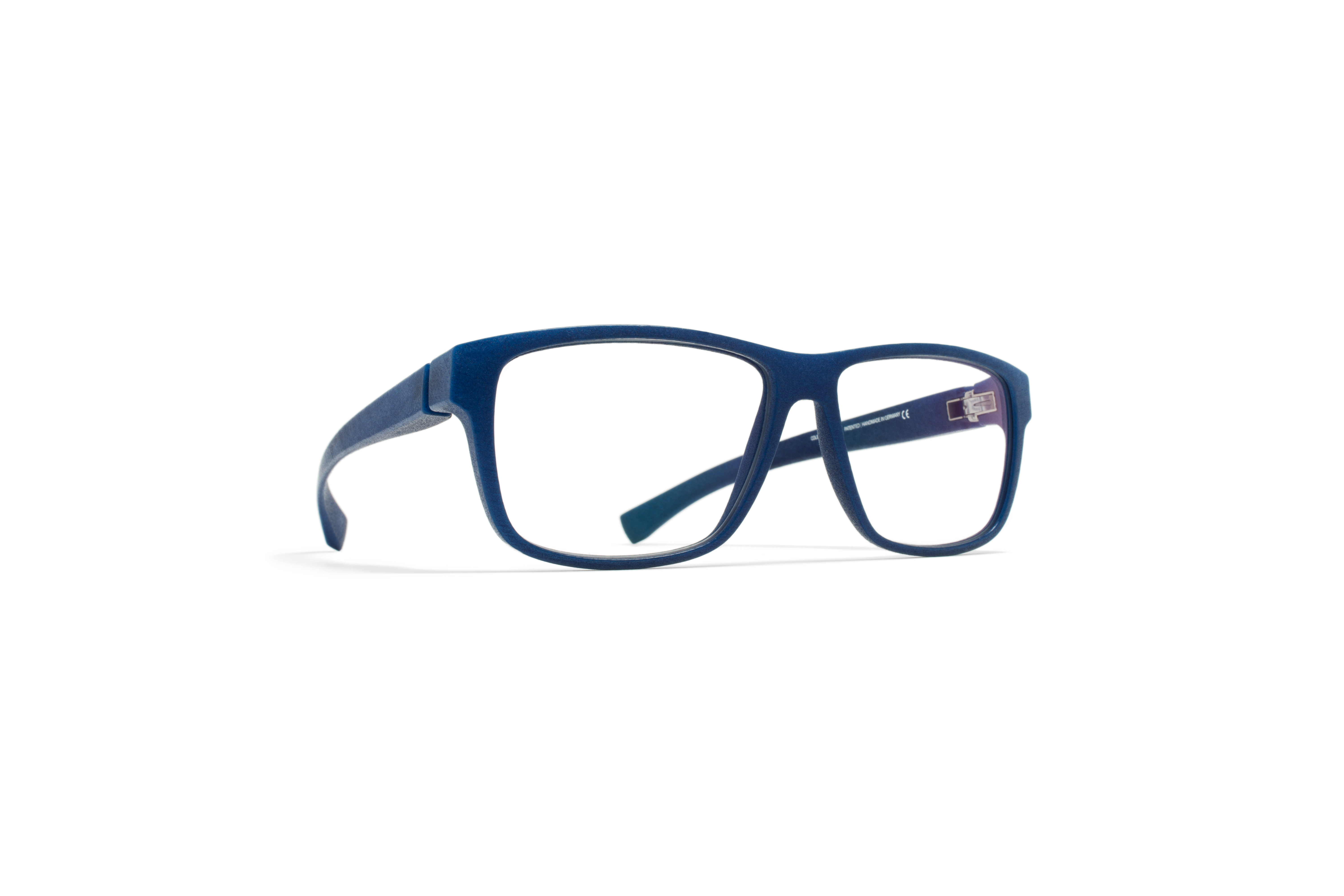 MYKITA Mylon Rx Eres Md18 Night Blue Clear
