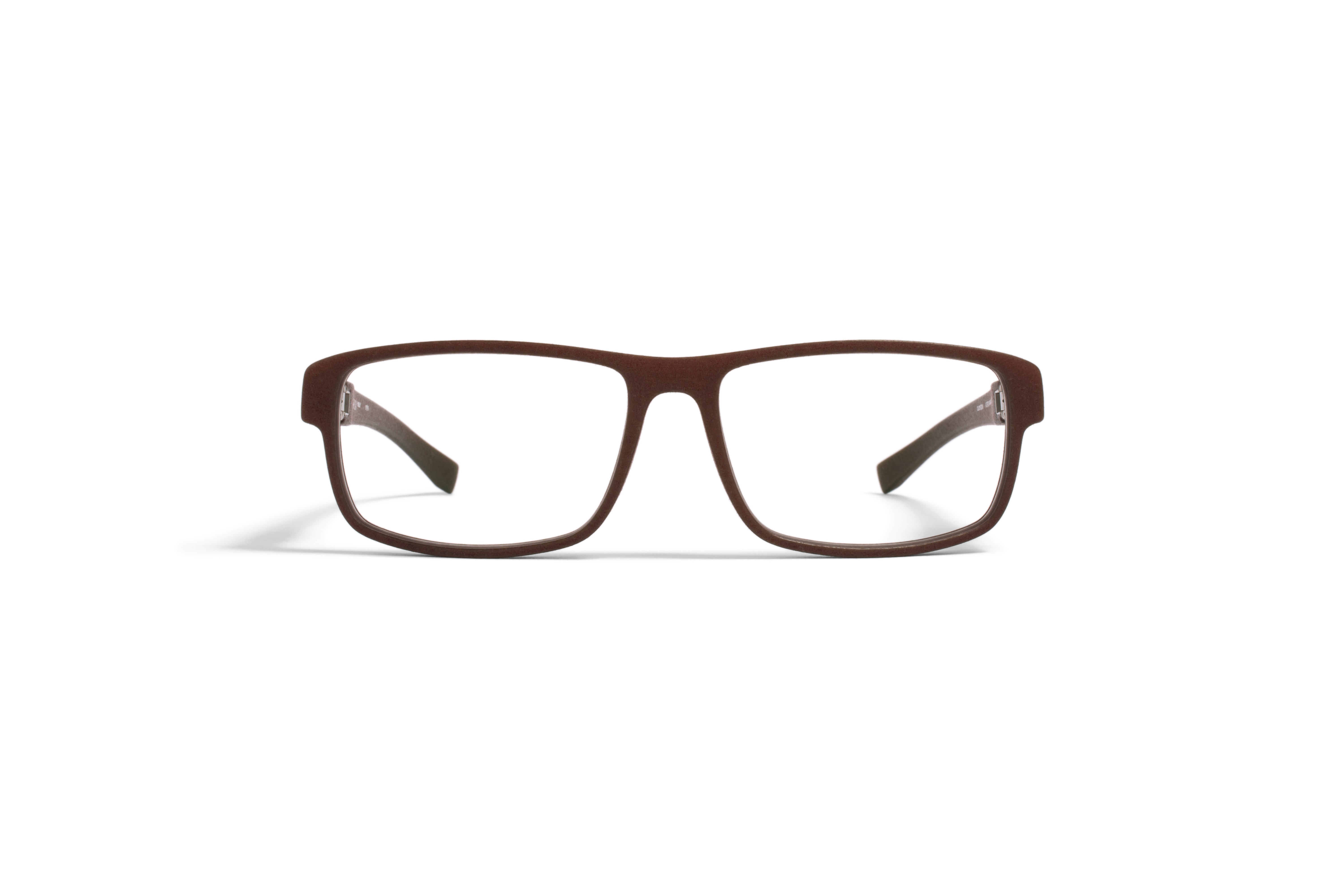 MYKITA Mylon Rx Hubble Peat Brown
