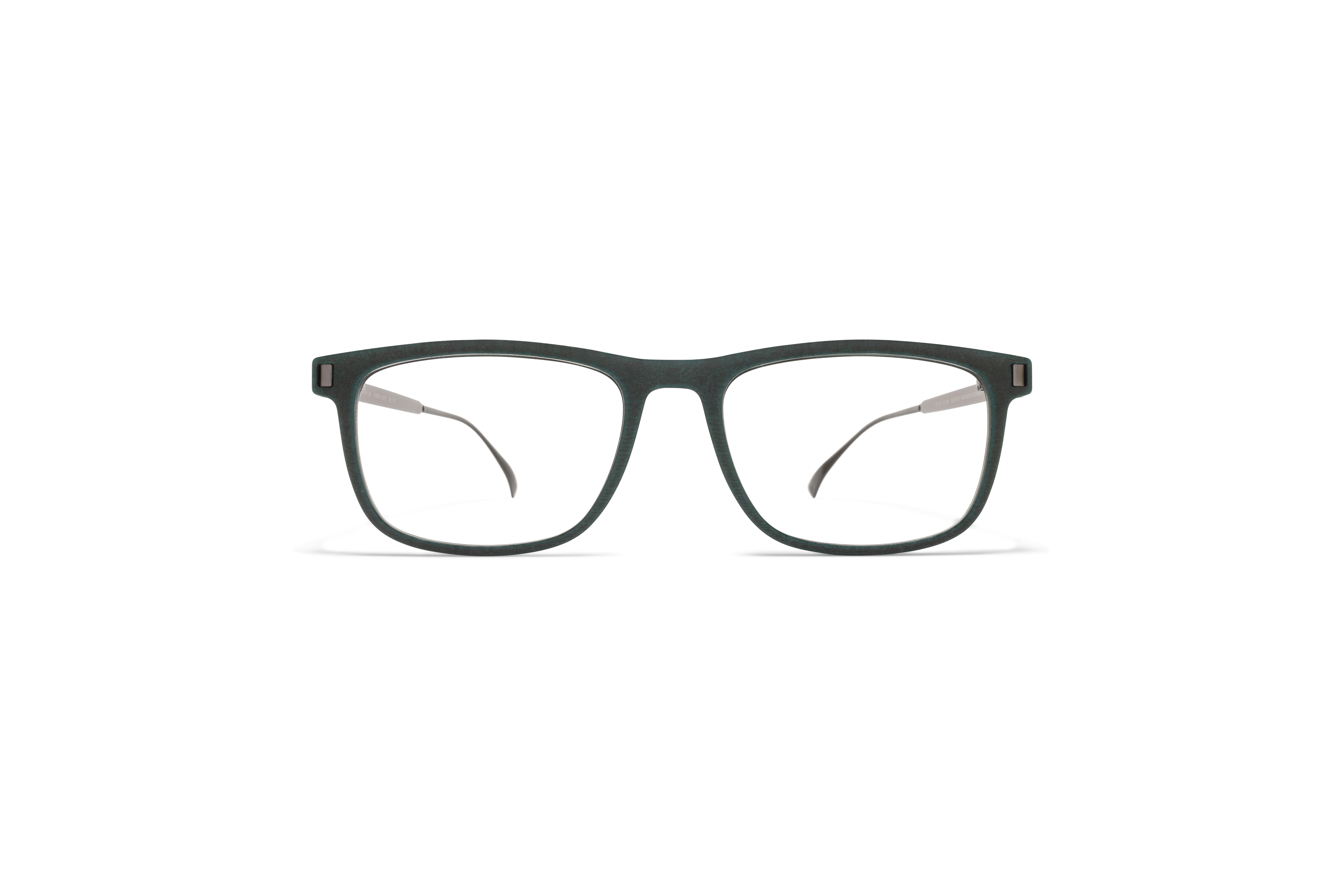 MYKITA Mylon Rx Huito Mh9 Storm Grey Shiny Graphite Clear