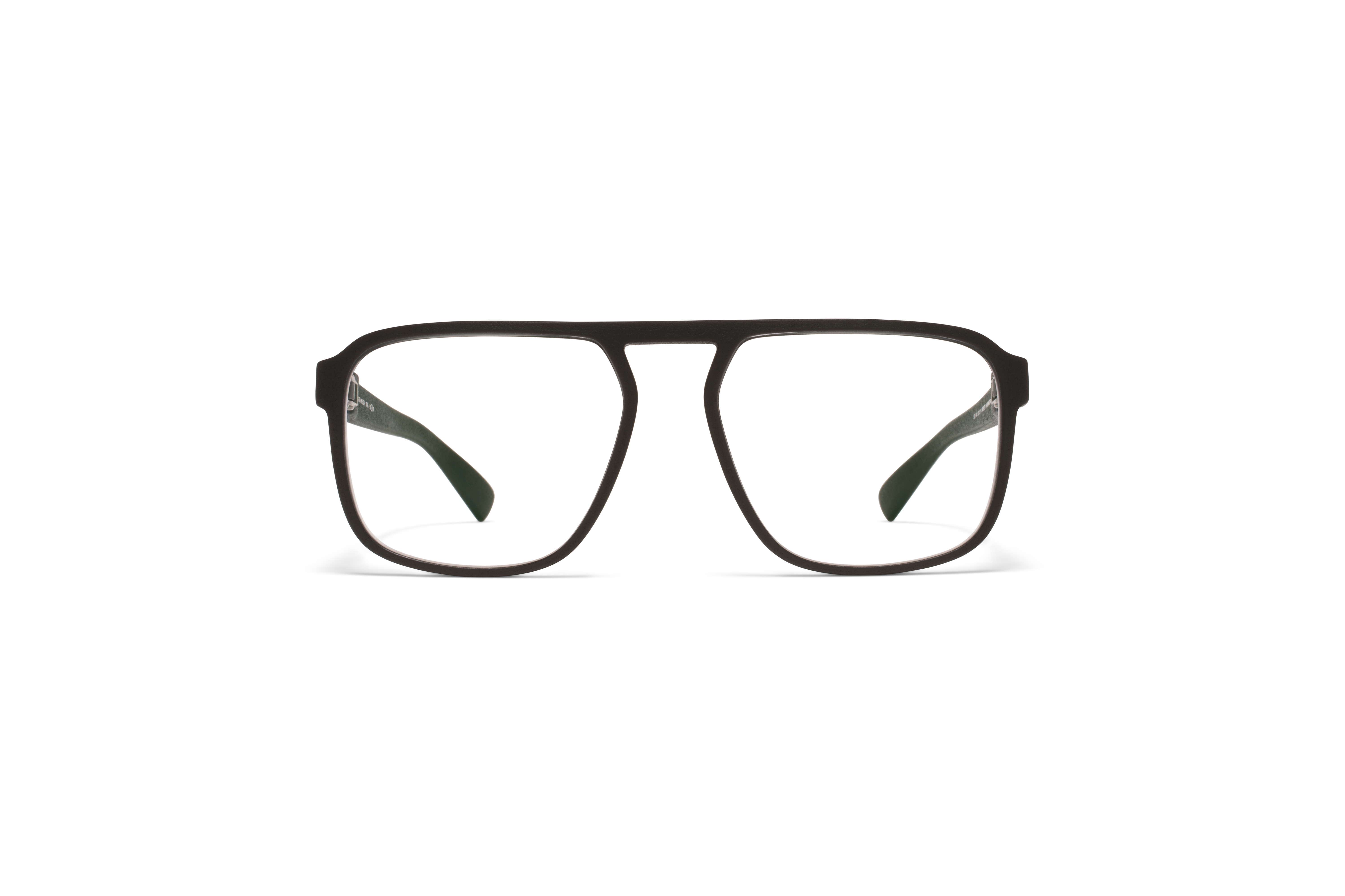 MYKITA Mylon Rx Iota Md1 Pitch Black Clear