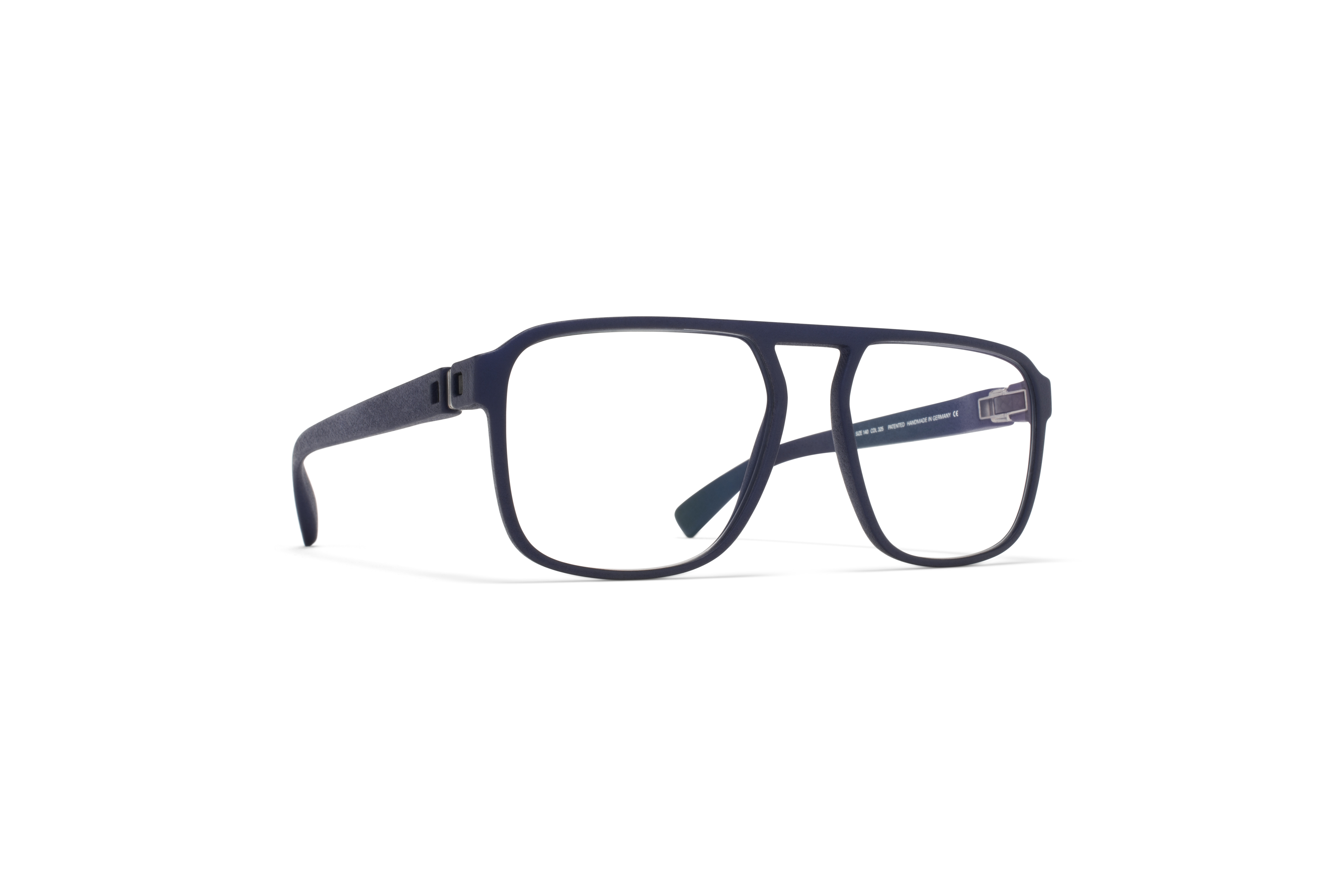 MYKITA Mylon Rx Iota Md25 Navy Blue Clear