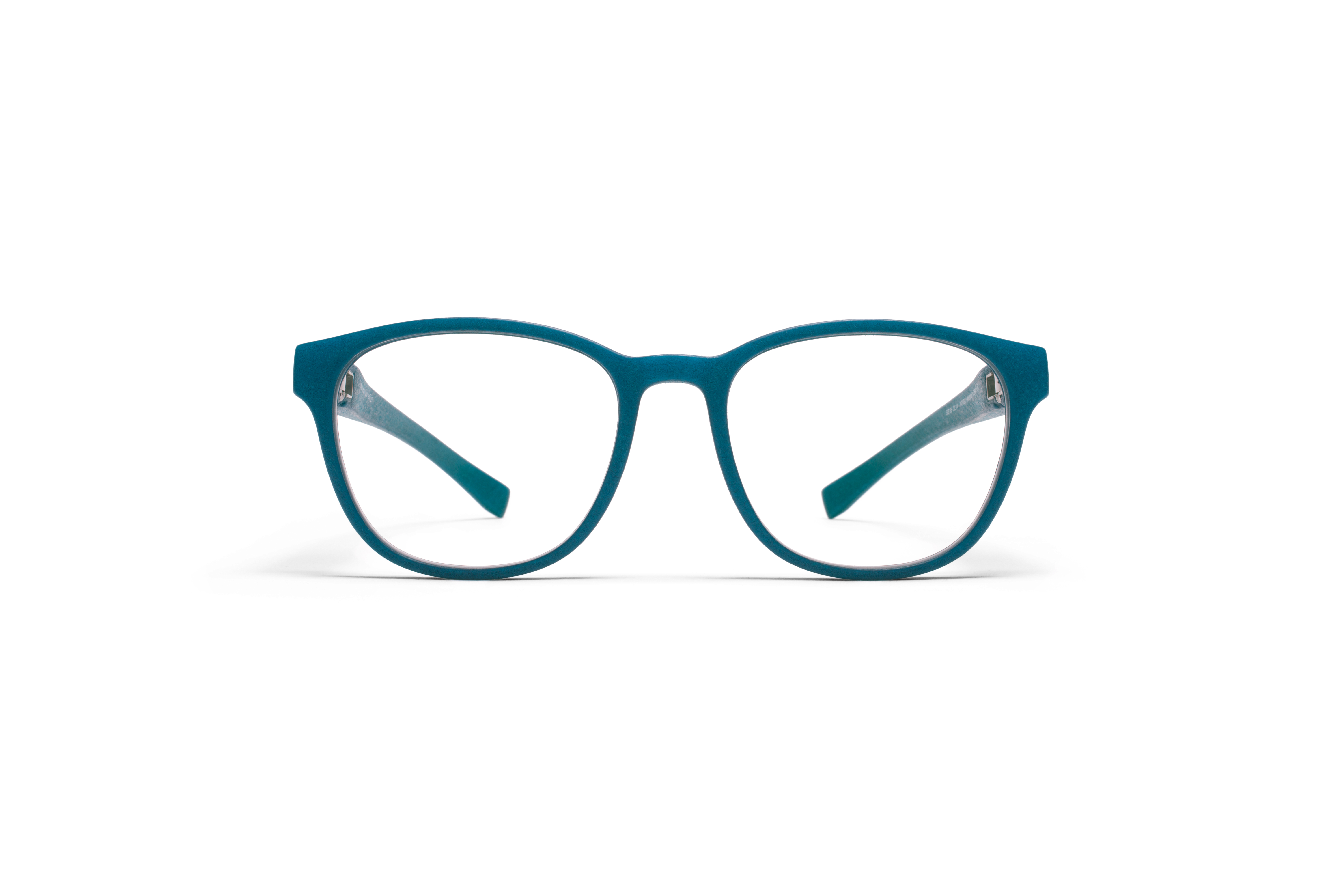 MYKITA Mylon Rx Isco Md14 Ocean Blue Clear