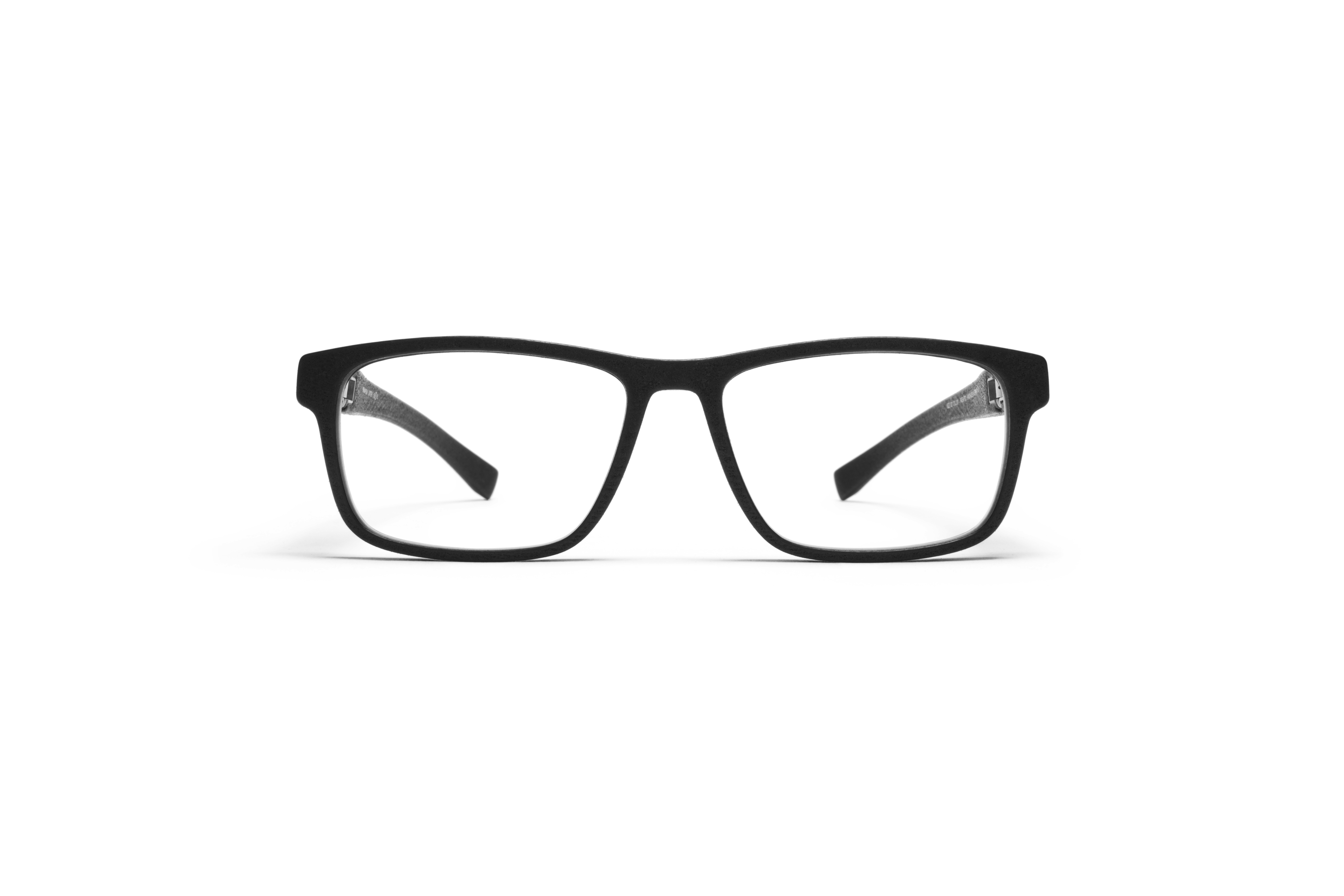 MYKITA Mylon Rx Jupiter Md1 Pitch Black Clear