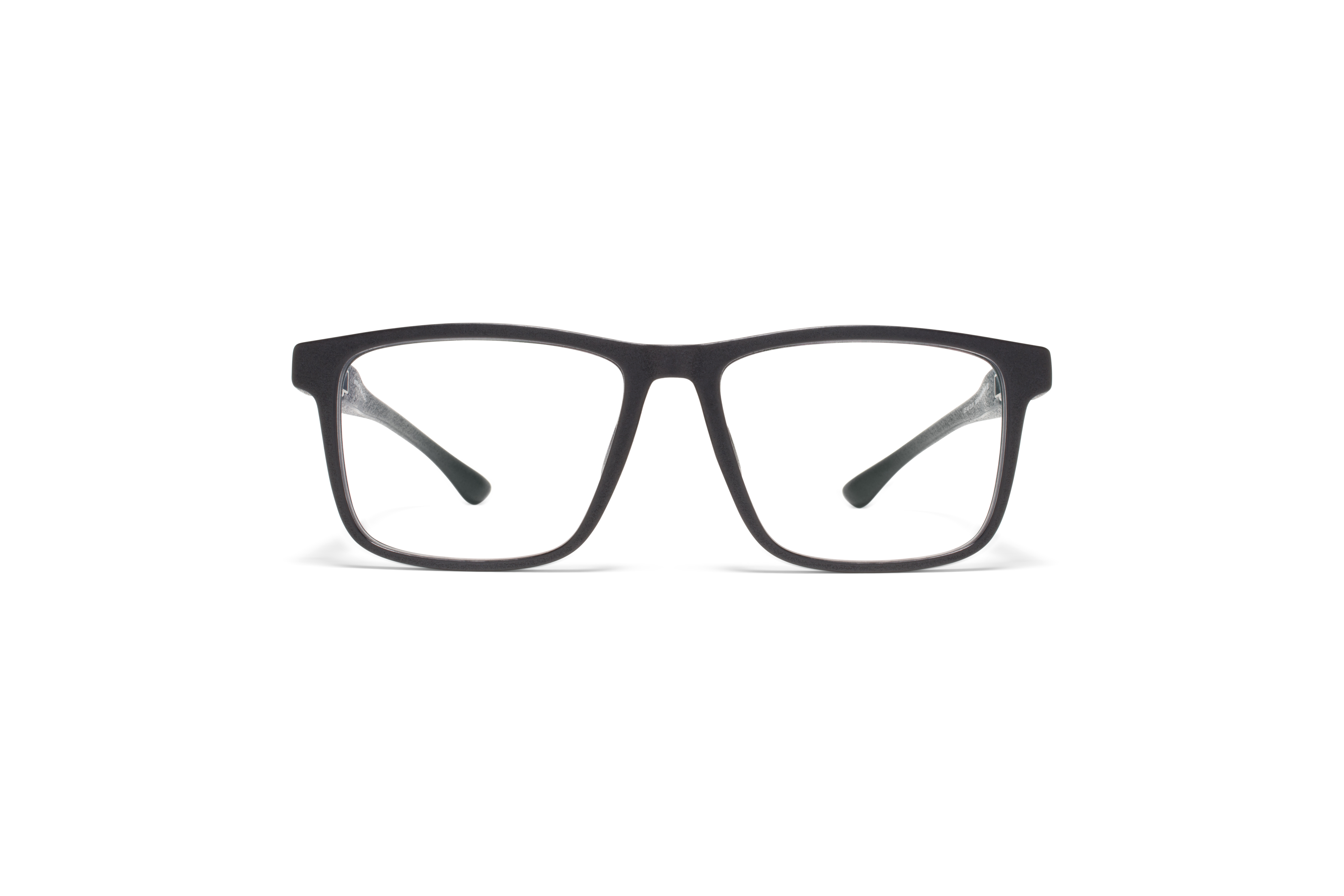 MYKITA Mylon Rx Lemare Md1 Pitch Black Clear