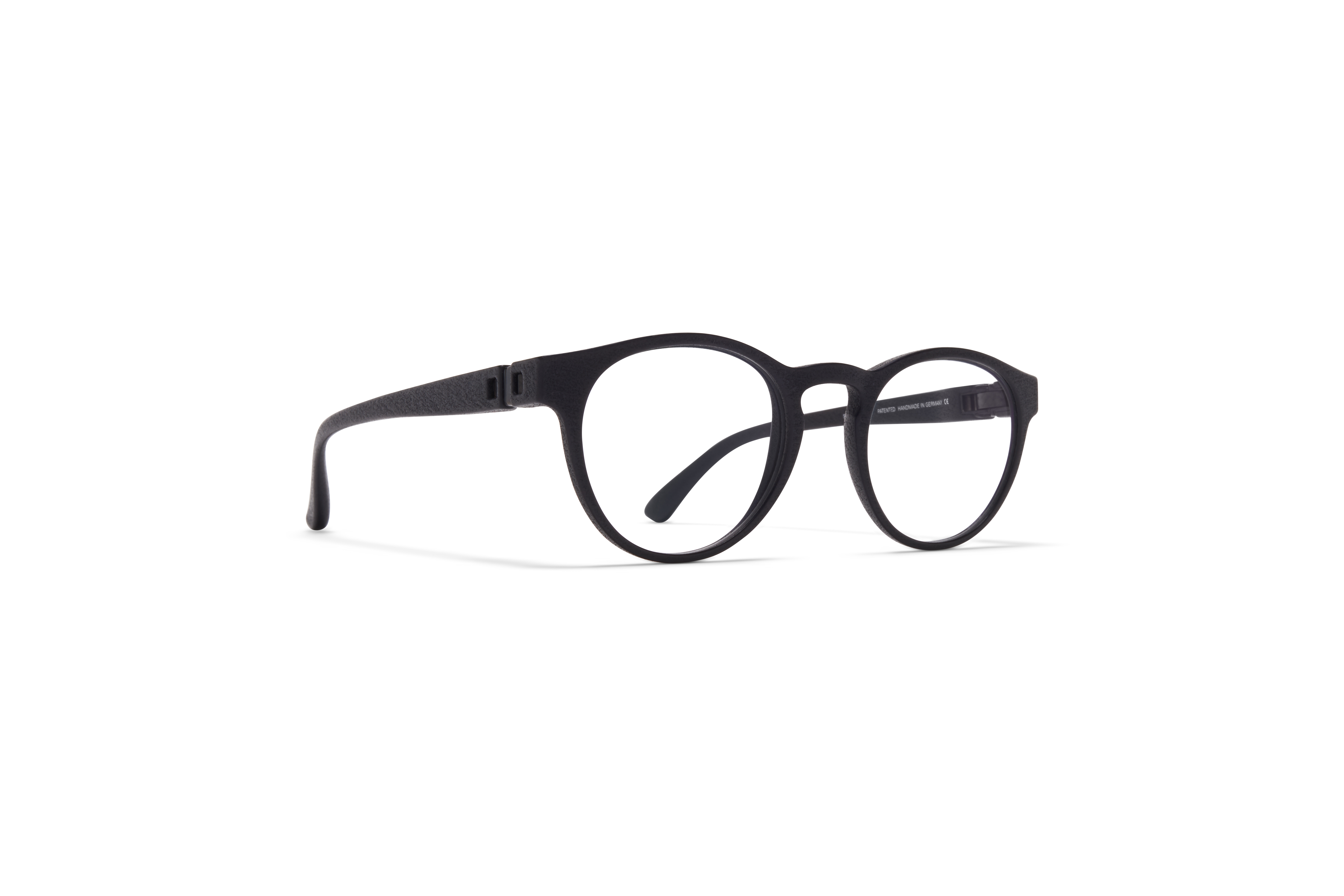 MYKITA Mylon Rx Lioba Md1 Pitch Black Clear