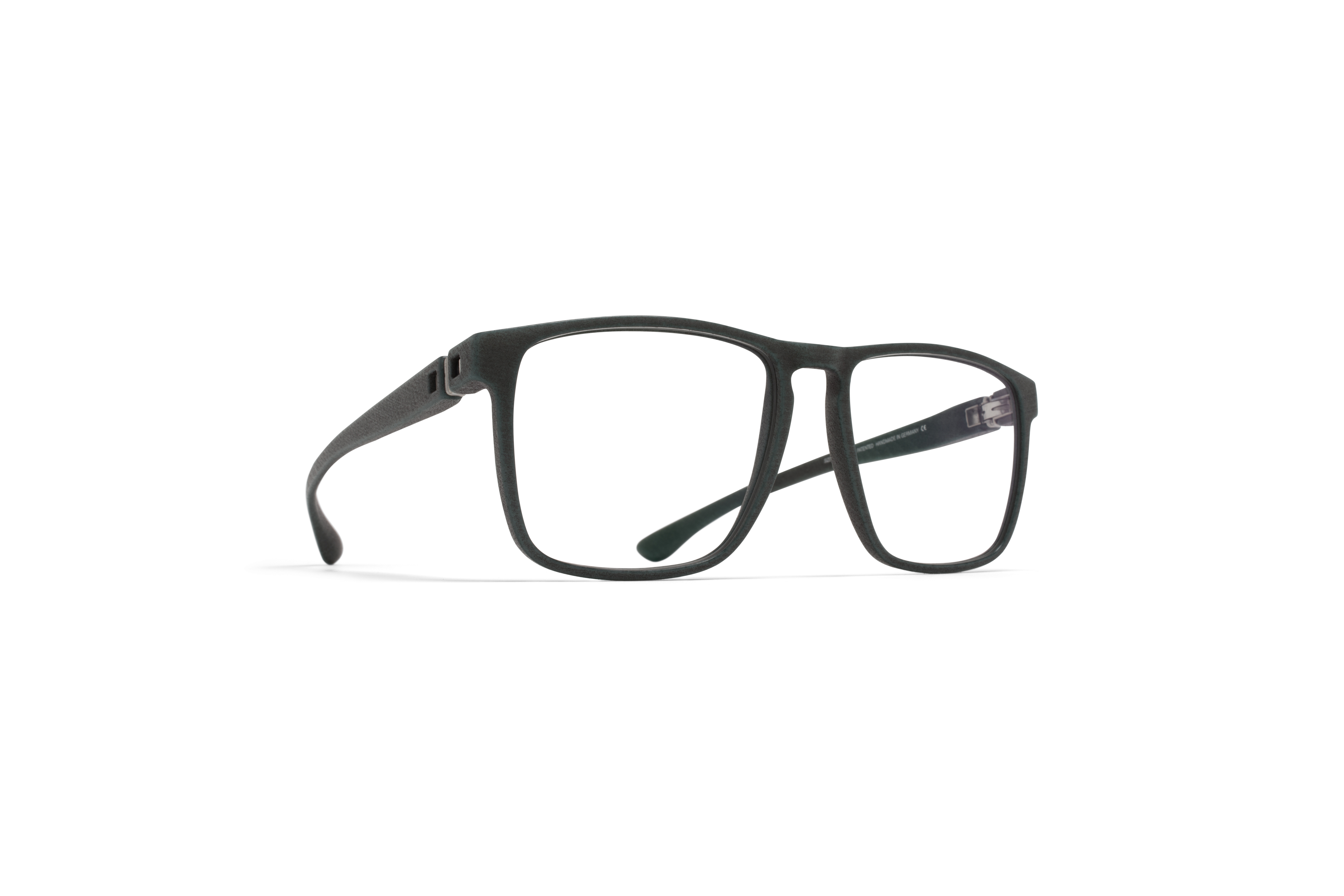 MYKITA Mylon Rx Mahi Md8 Strom Grey Clear